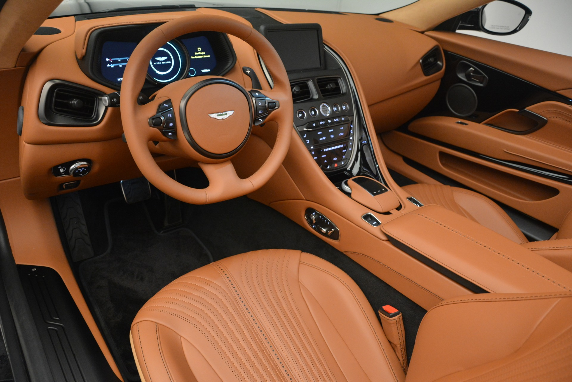 New 2019 Aston Martin DB11 V8 Convertible For Sale In Greenwich, CT. Alfa Romeo of Greenwich, A1327 3135_p20