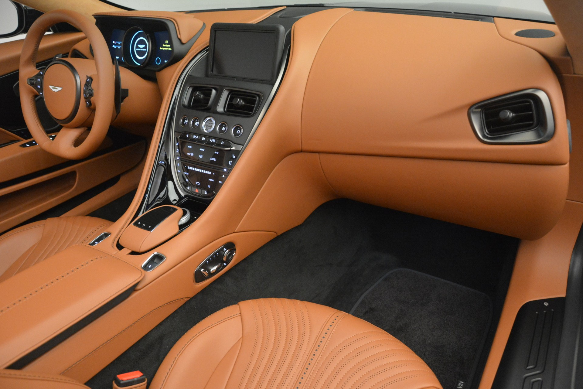 New 2019 Aston Martin DB11 V8 Convertible For Sale In Greenwich, CT. Alfa Romeo of Greenwich, A1327 3135_p24