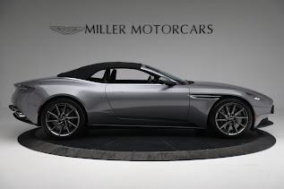 New 2019 Aston Martin DB11 V8 Convertible For Sale In Greenwich, CT. Alfa Romeo of Greenwich, A1312 3136_p15