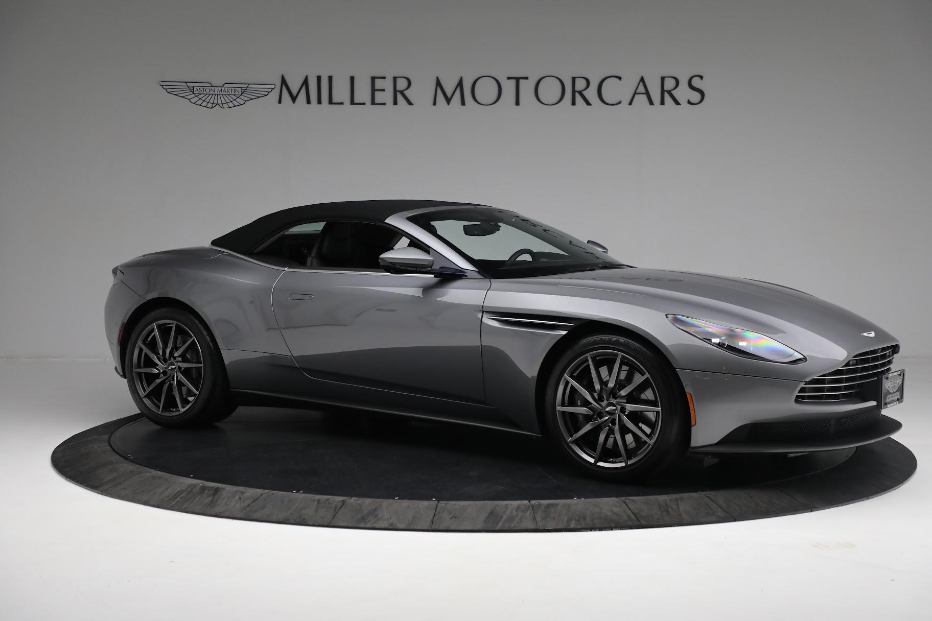 New 2019 Aston Martin DB11 V8 Convertible For Sale In Greenwich, CT. Alfa Romeo of Greenwich, A1312 3136_p16