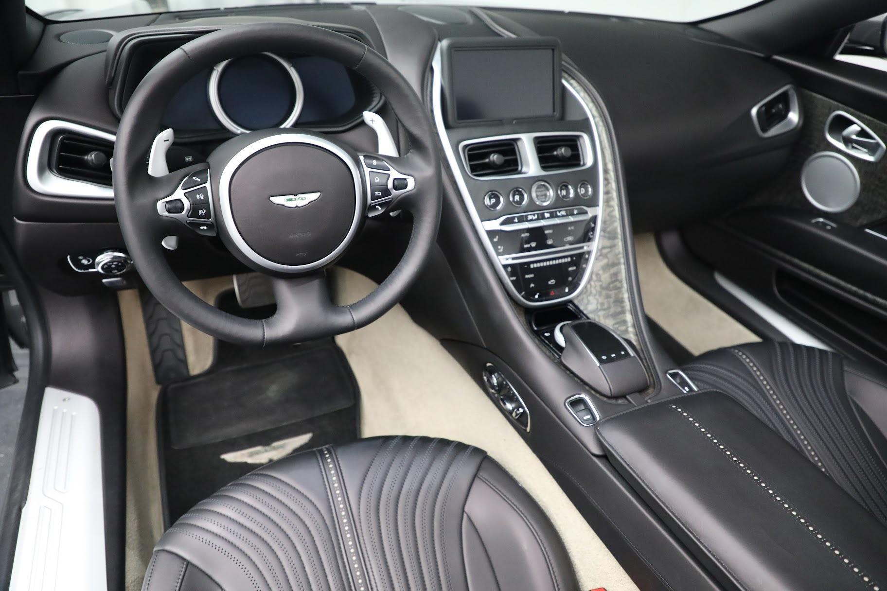 New 2019 Aston Martin DB11 V8 Convertible For Sale In Greenwich, CT. Alfa Romeo of Greenwich, A1312 3136_p19