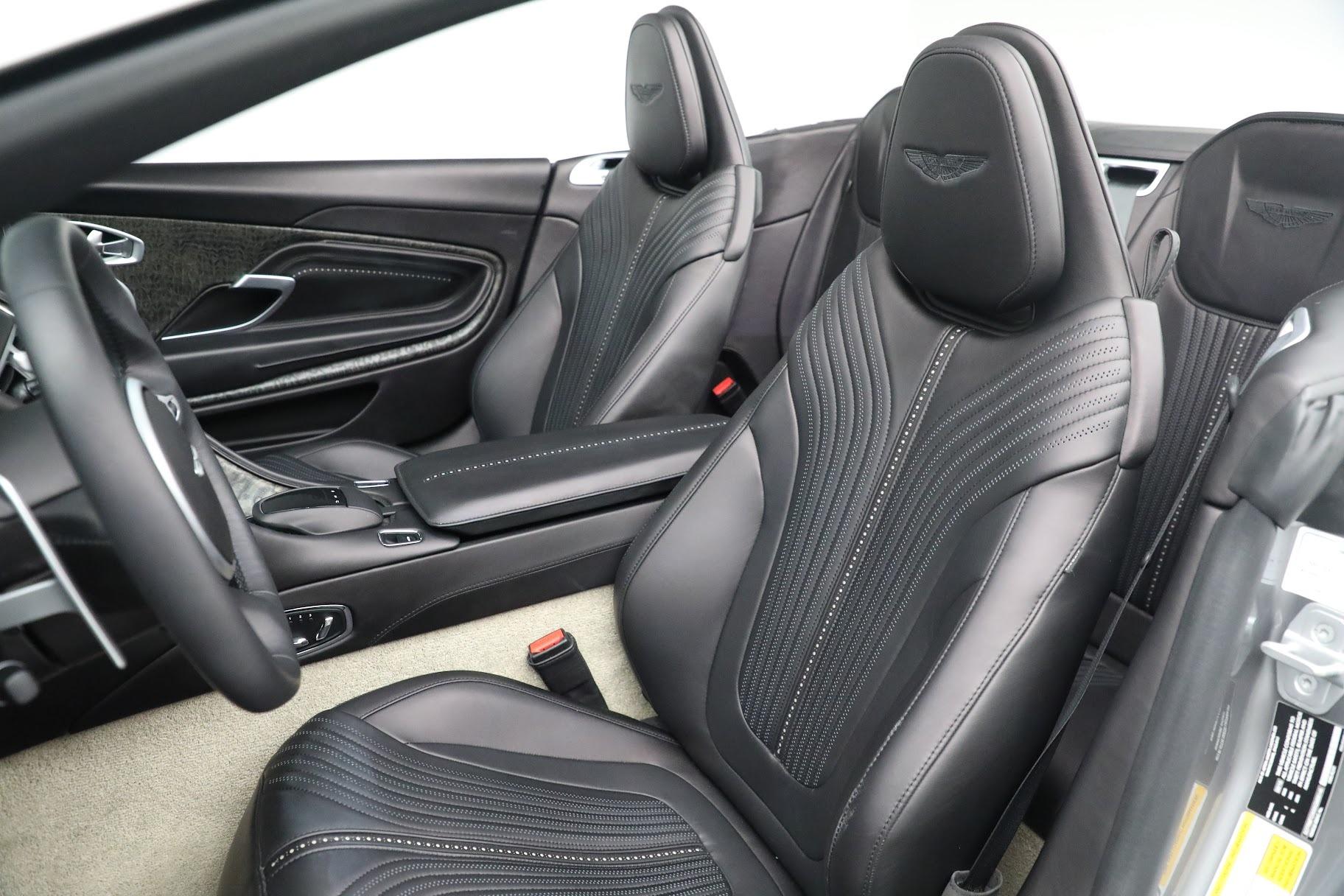 New 2019 Aston Martin DB11 V8 Convertible For Sale In Greenwich, CT. Alfa Romeo of Greenwich, A1312 3136_p20
