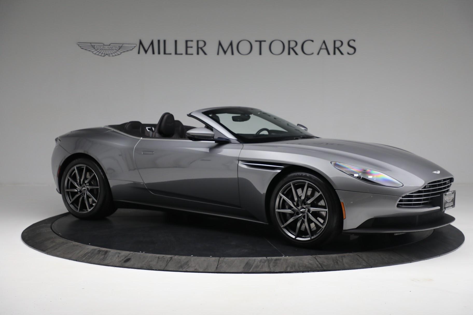 New 2019 Aston Martin DB11 V8 Convertible For Sale In Greenwich, CT. Alfa Romeo of Greenwich, A1312 3136_p9