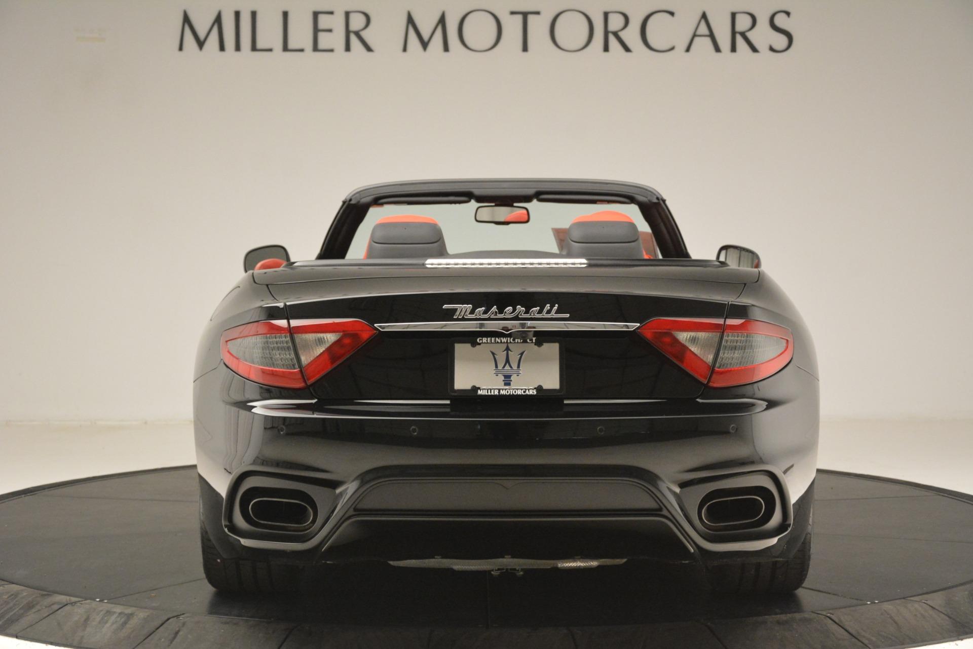 New 2018 Maserati GranTurismo Sport Convertible For Sale In Greenwich, CT. Alfa Romeo of Greenwich, M2291 3137_p11