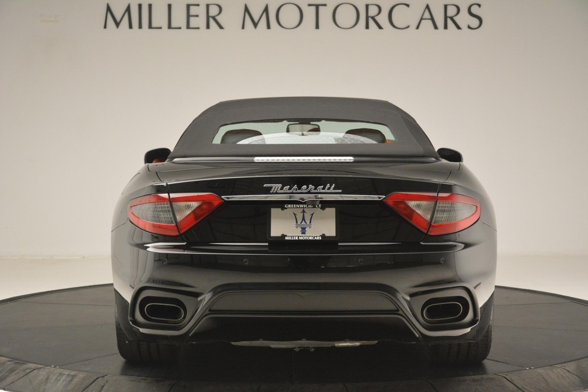 New 2018 Maserati GranTurismo Sport Convertible For Sale In Greenwich, CT. Alfa Romeo of Greenwich, M2291 3137_p12