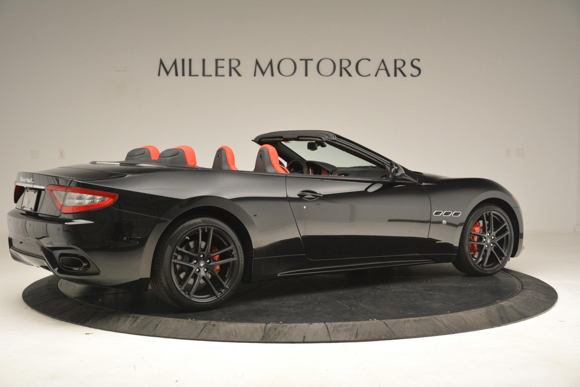 New 2018 Maserati GranTurismo Sport Convertible For Sale In Greenwich, CT. Alfa Romeo of Greenwich, M2291 3137_p15
