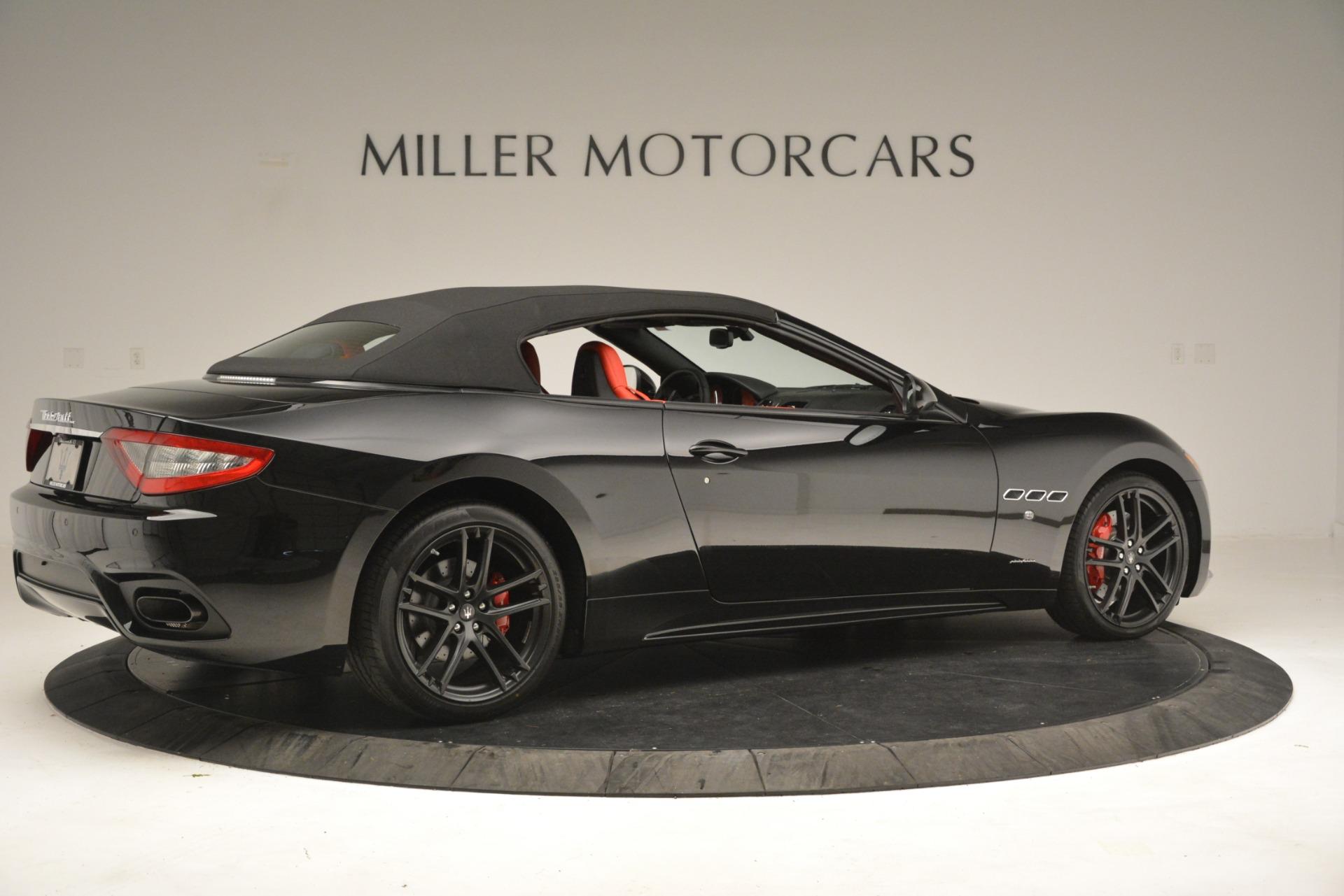 New 2018 Maserati GranTurismo Sport Convertible For Sale In Greenwich, CT. Alfa Romeo of Greenwich, M2291 3137_p16