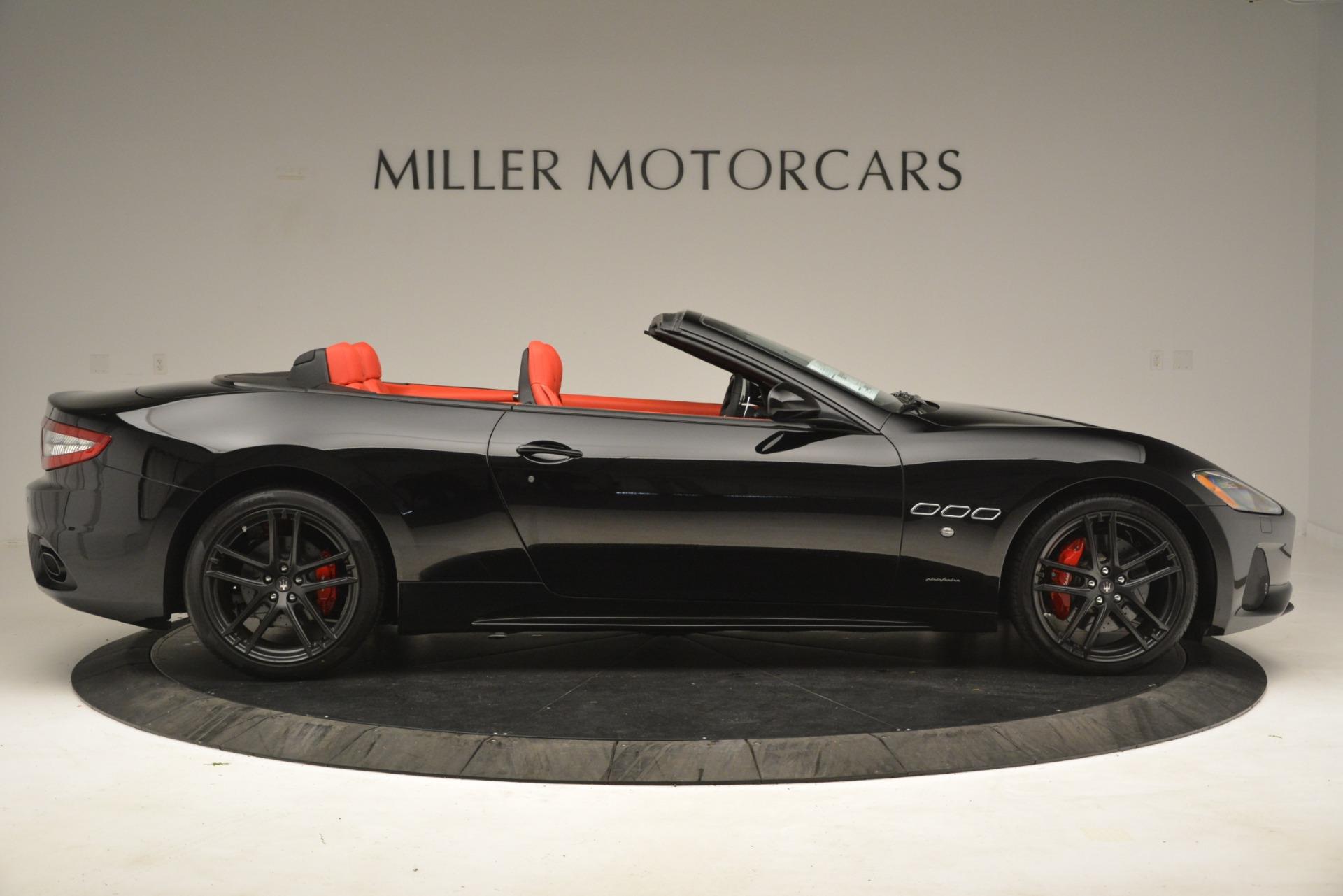 New 2018 Maserati GranTurismo Sport Convertible For Sale In Greenwich, CT. Alfa Romeo of Greenwich, M2291 3137_p17