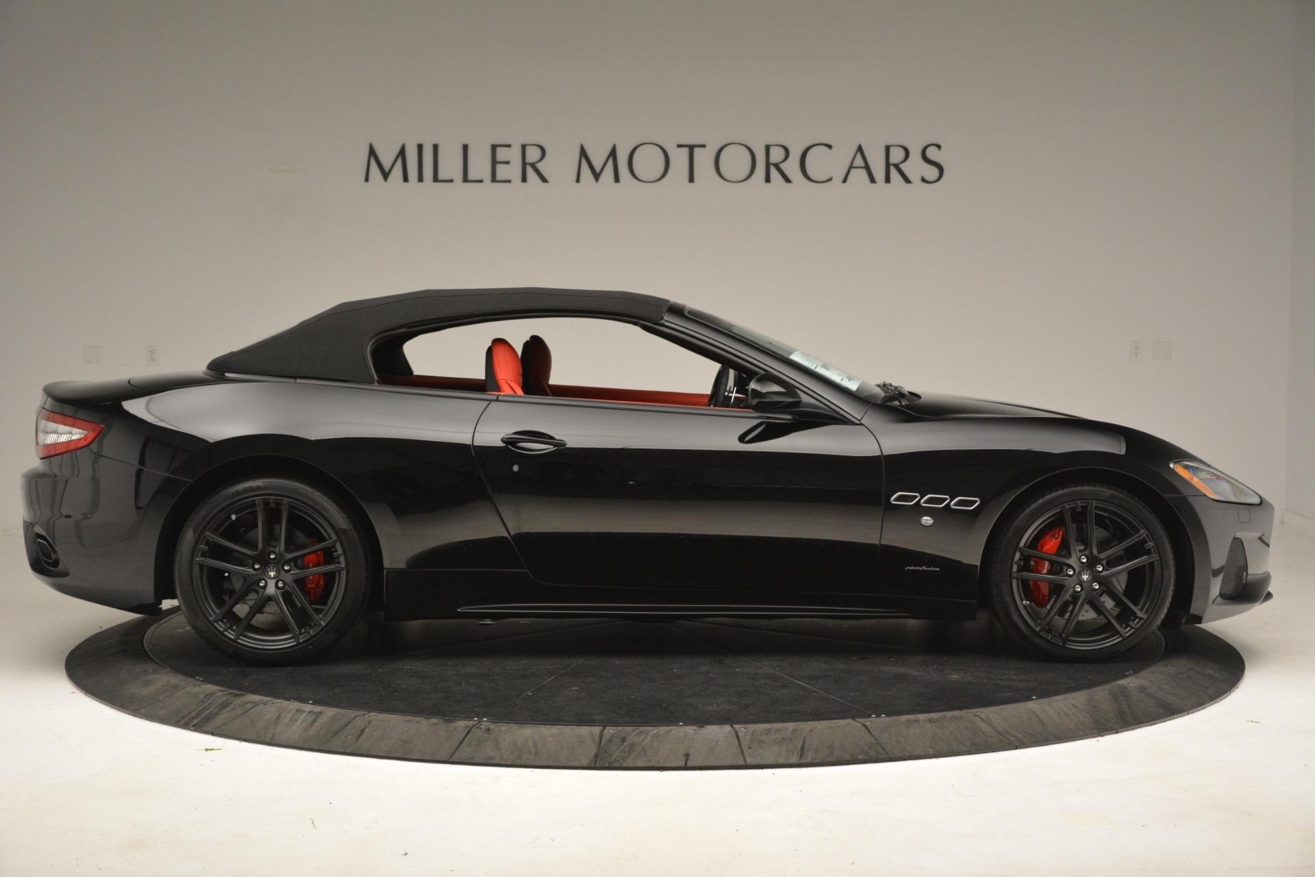 New 2018 Maserati GranTurismo Sport Convertible For Sale In Greenwich, CT. Alfa Romeo of Greenwich, M2291 3137_p18