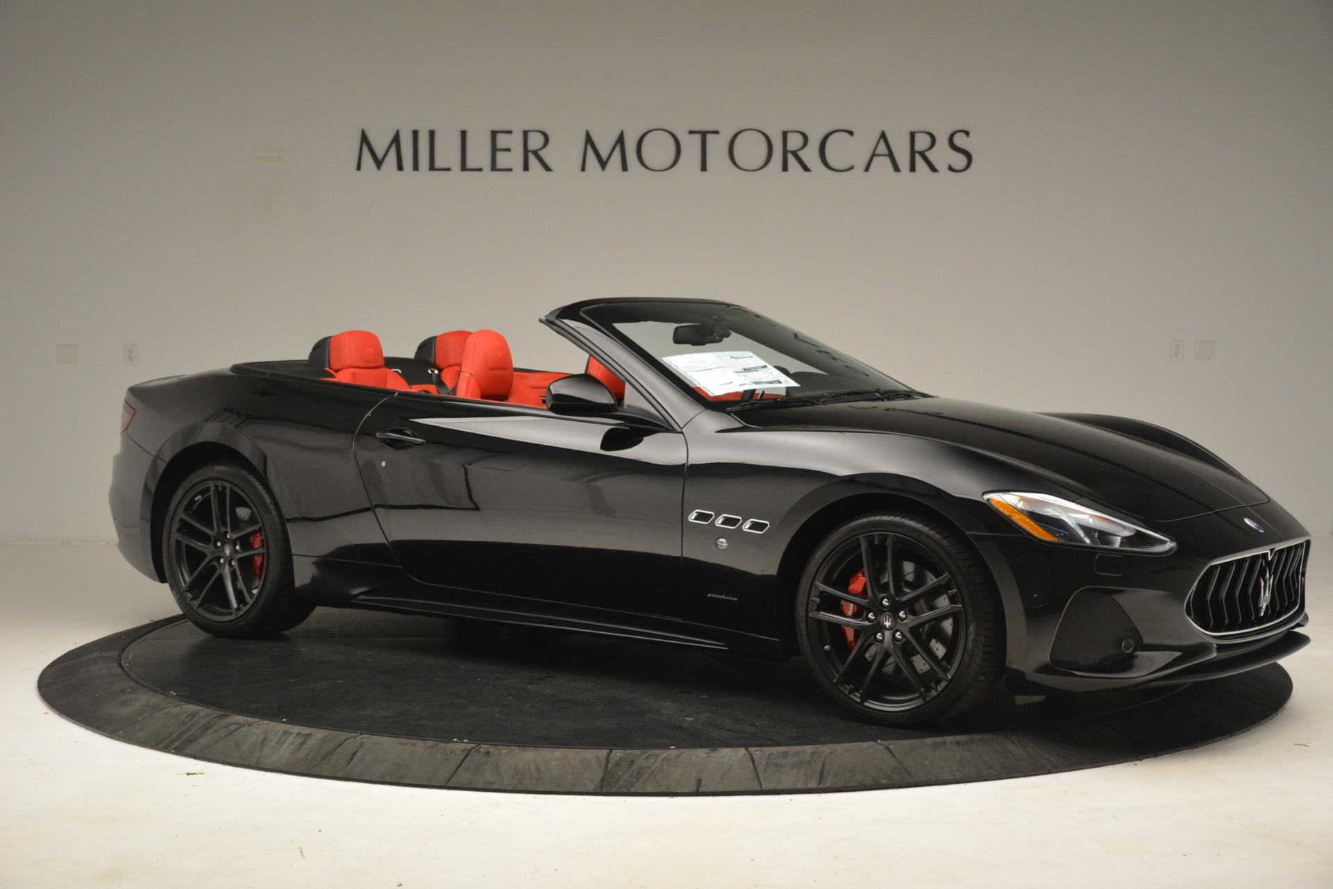 New 2018 Maserati GranTurismo Sport Convertible For Sale In Greenwich, CT. Alfa Romeo of Greenwich, M2291 3137_p19