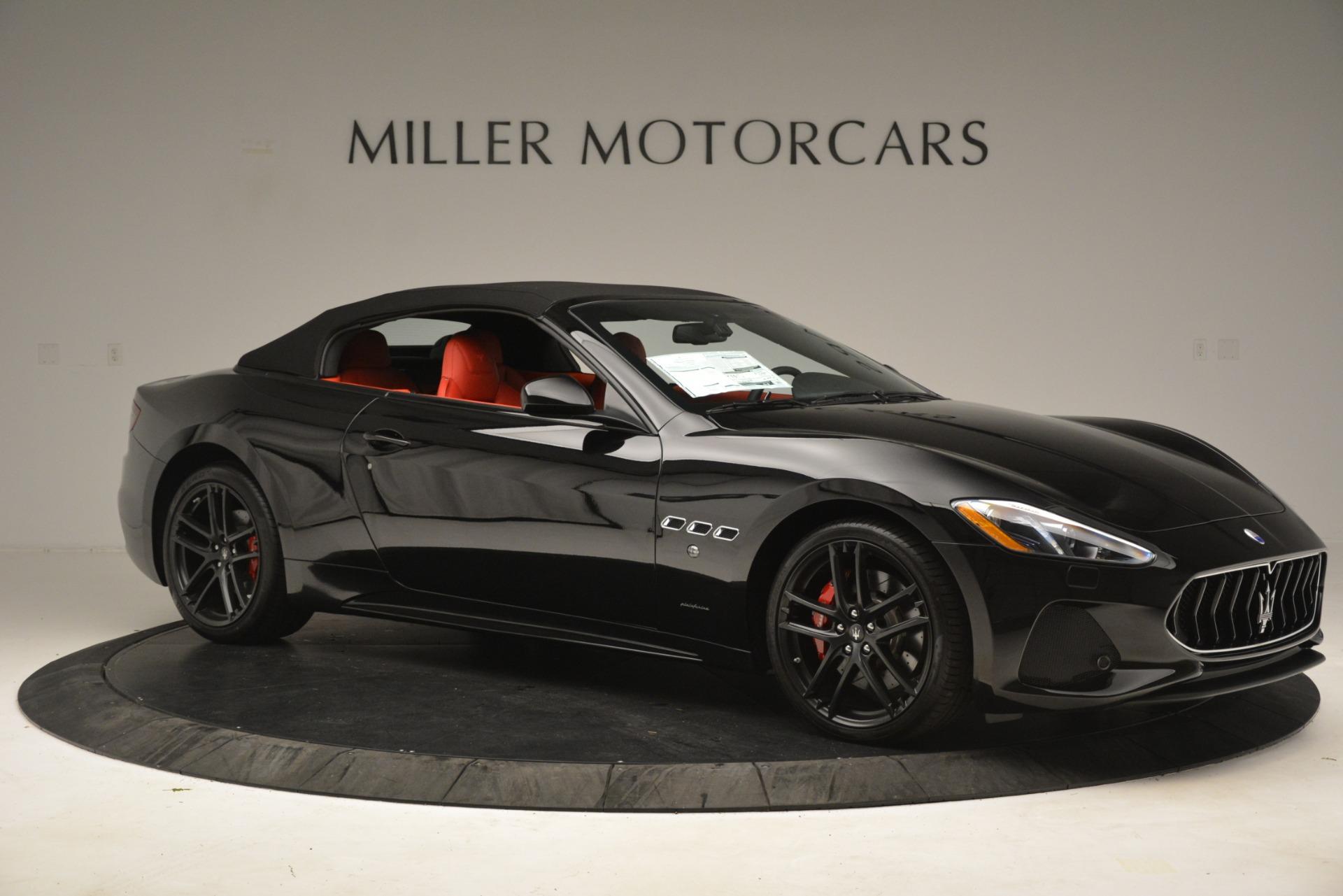 New 2018 Maserati GranTurismo Sport Convertible For Sale In Greenwich, CT. Alfa Romeo of Greenwich, M2291 3137_p20