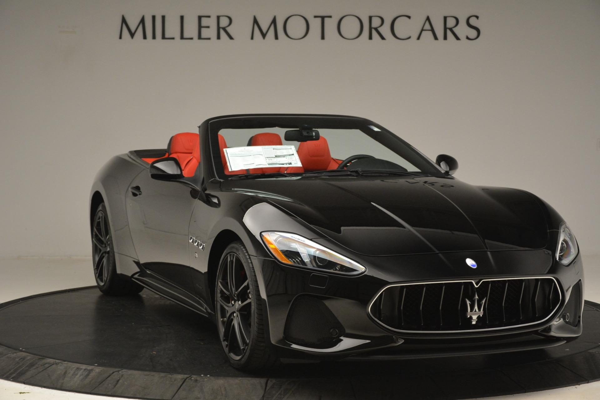 New 2018 Maserati GranTurismo Sport Convertible For Sale In Greenwich, CT. Alfa Romeo of Greenwich, M2291 3137_p21