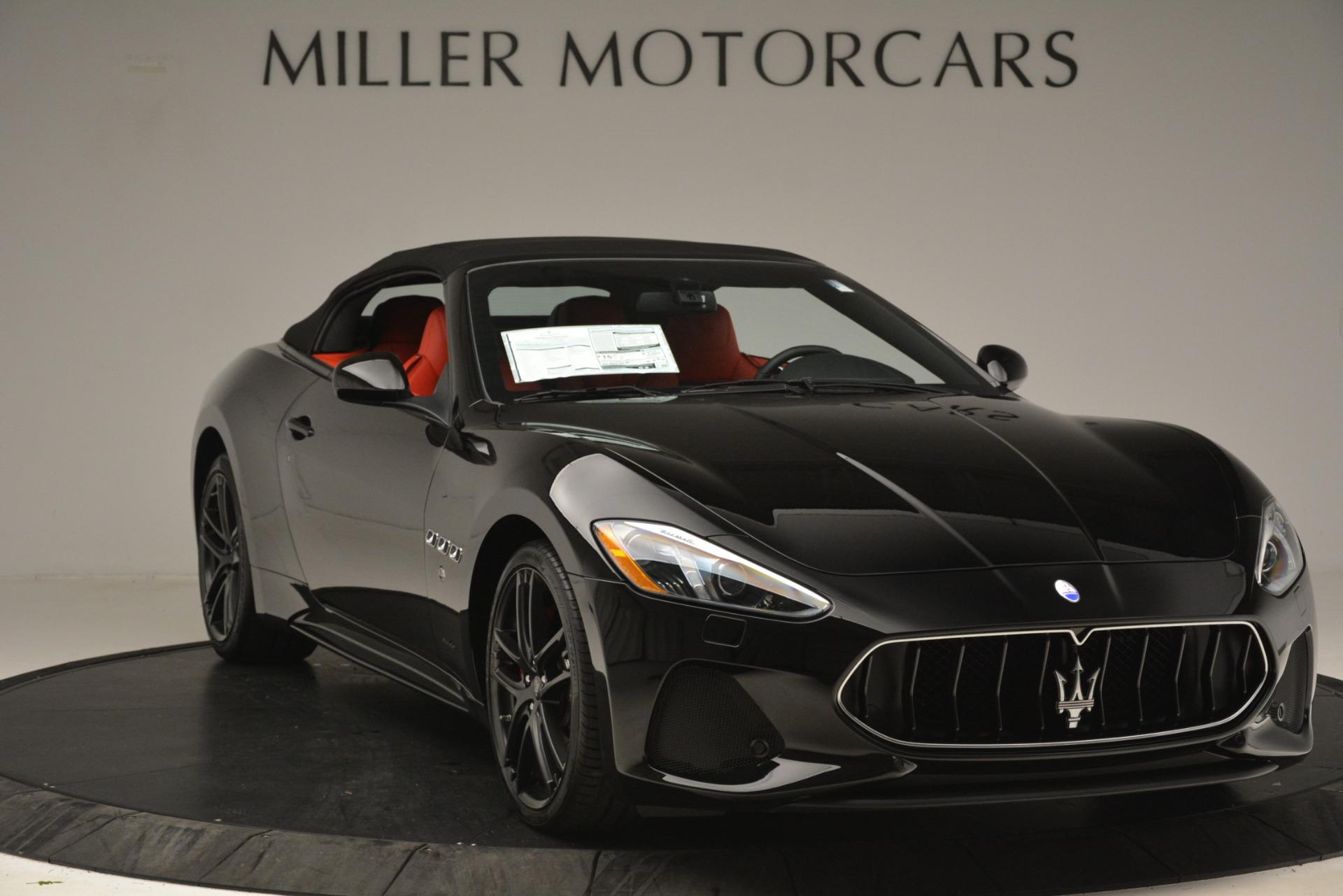 New 2018 Maserati GranTurismo Sport Convertible For Sale In Greenwich, CT. Alfa Romeo of Greenwich, M2291 3137_p22
