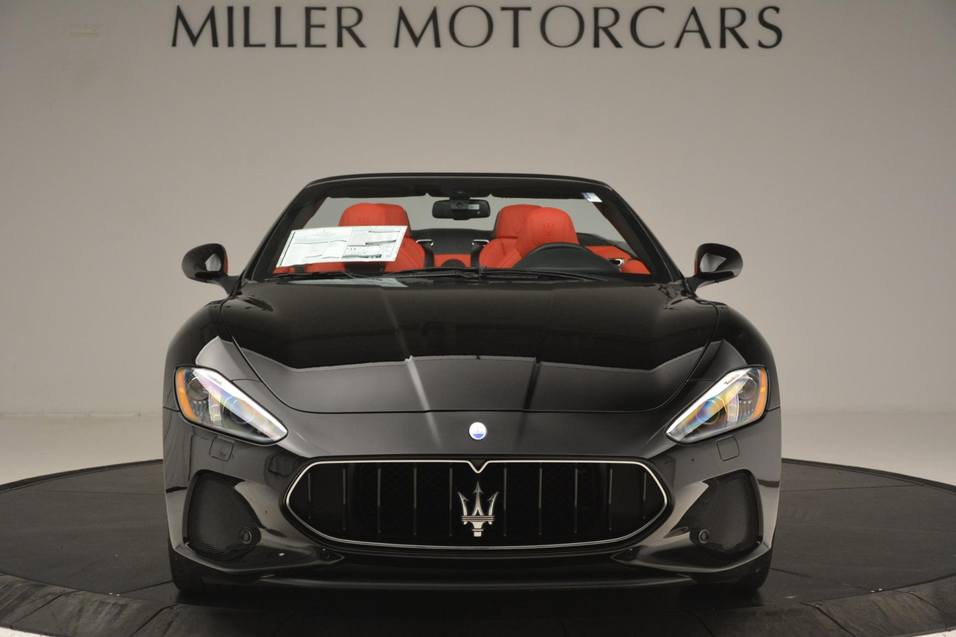 New 2018 Maserati GranTurismo Sport Convertible For Sale In Greenwich, CT. Alfa Romeo of Greenwich, M2291 3137_p23