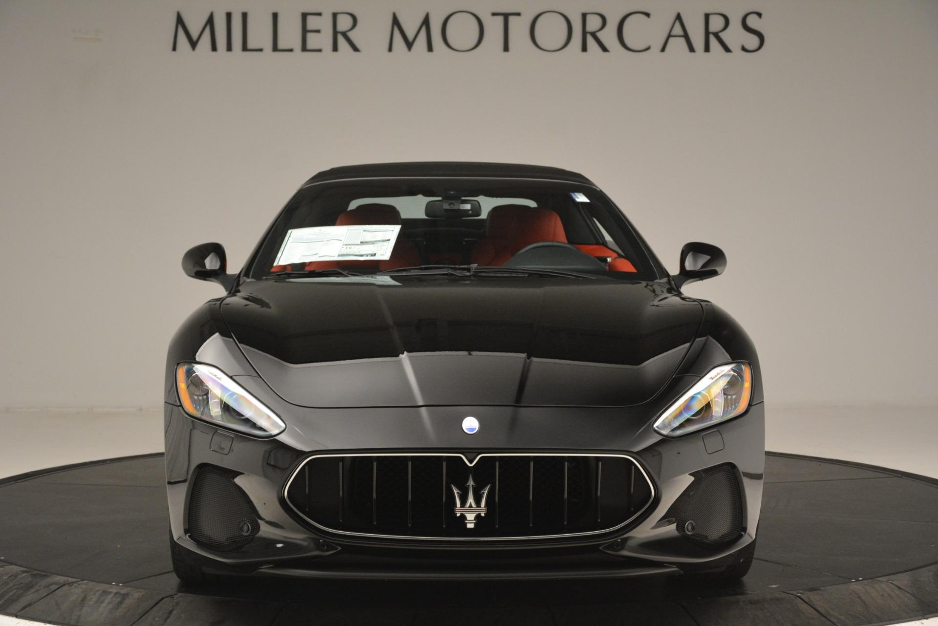 New 2018 Maserati GranTurismo Sport Convertible For Sale In Greenwich, CT. Alfa Romeo of Greenwich, M2291 3137_p24