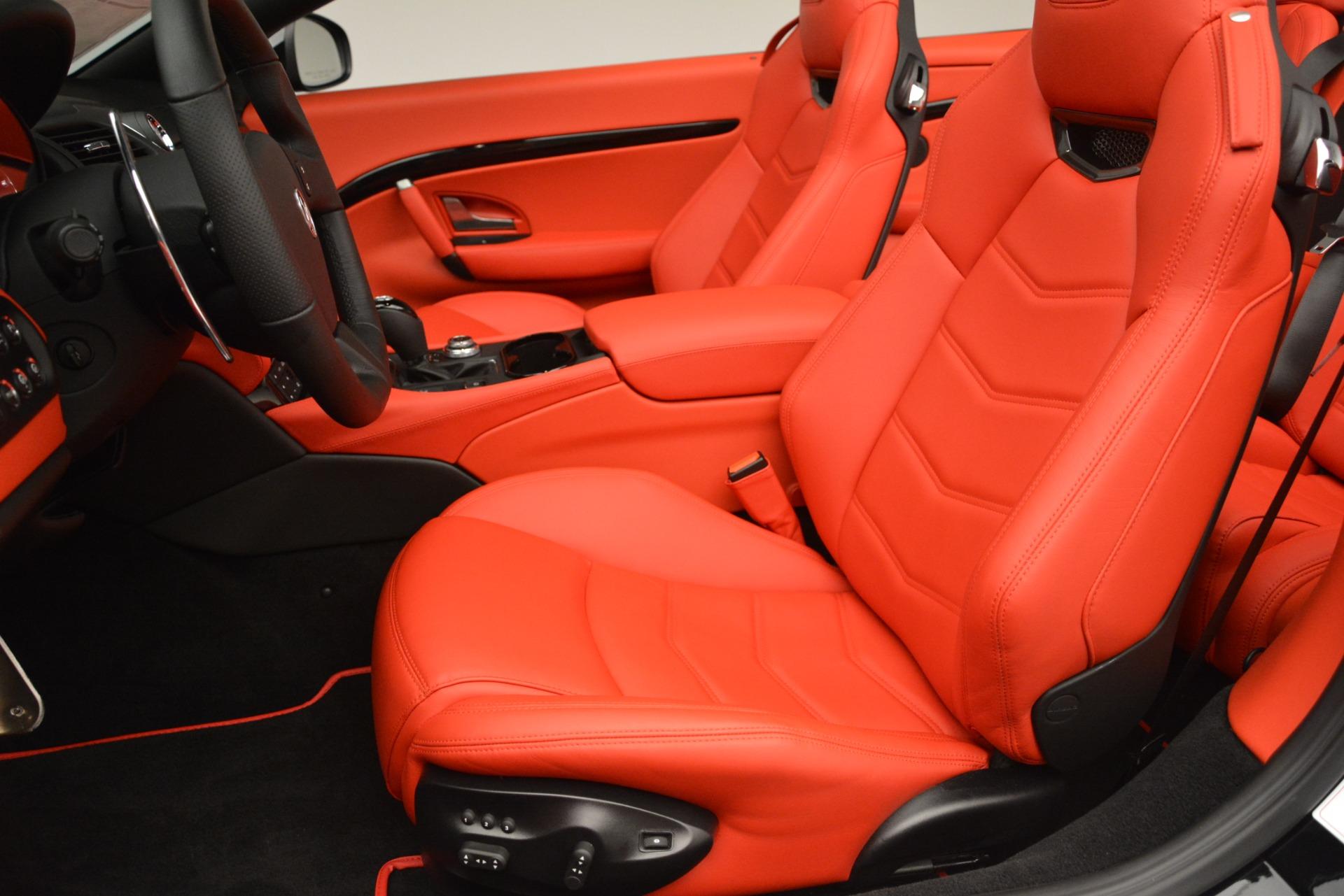 New 2018 Maserati GranTurismo Sport Convertible For Sale In Greenwich, CT. Alfa Romeo of Greenwich, M2291 3137_p27