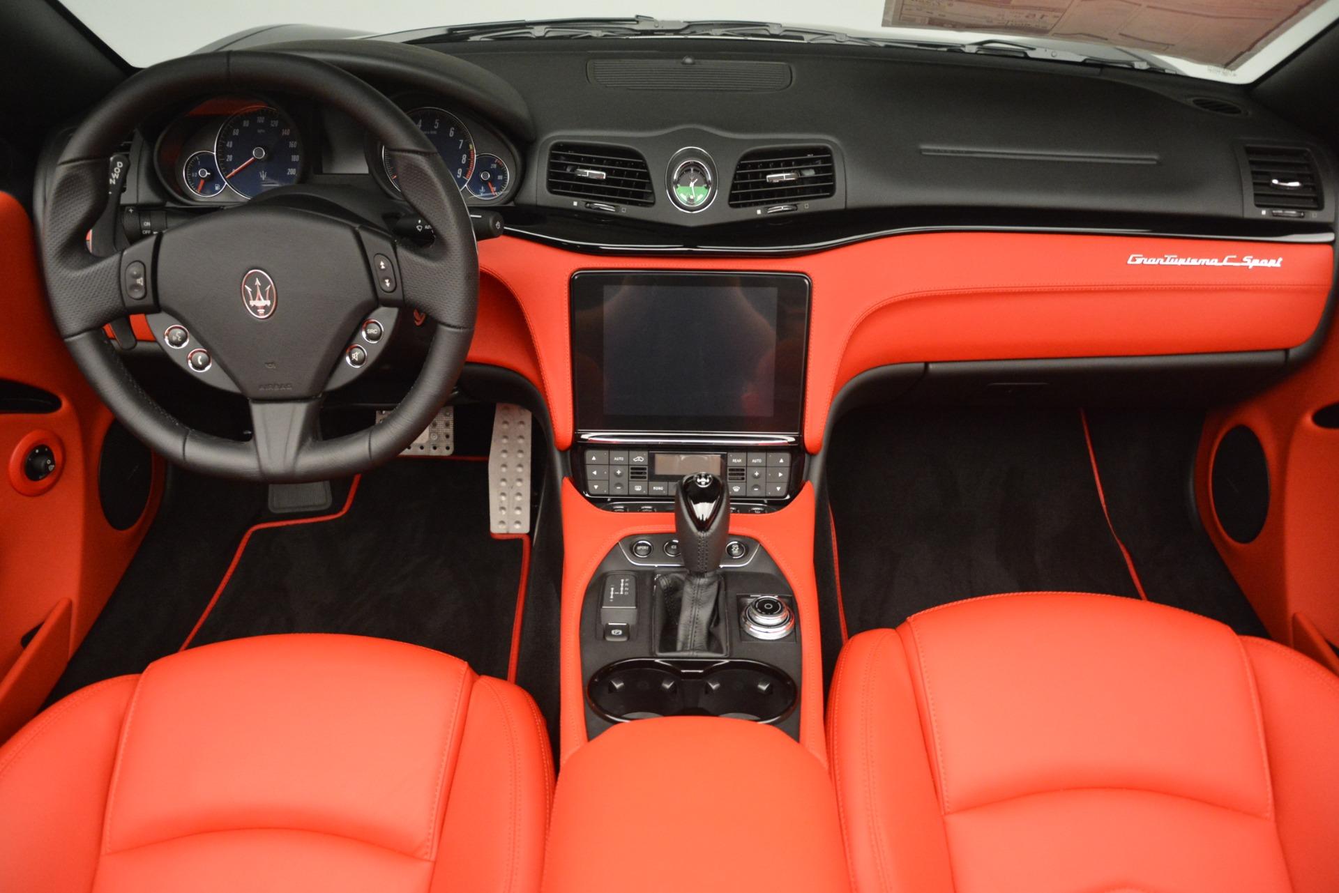 New 2018 Maserati GranTurismo Sport Convertible For Sale In Greenwich, CT. Alfa Romeo of Greenwich, M2291 3137_p28