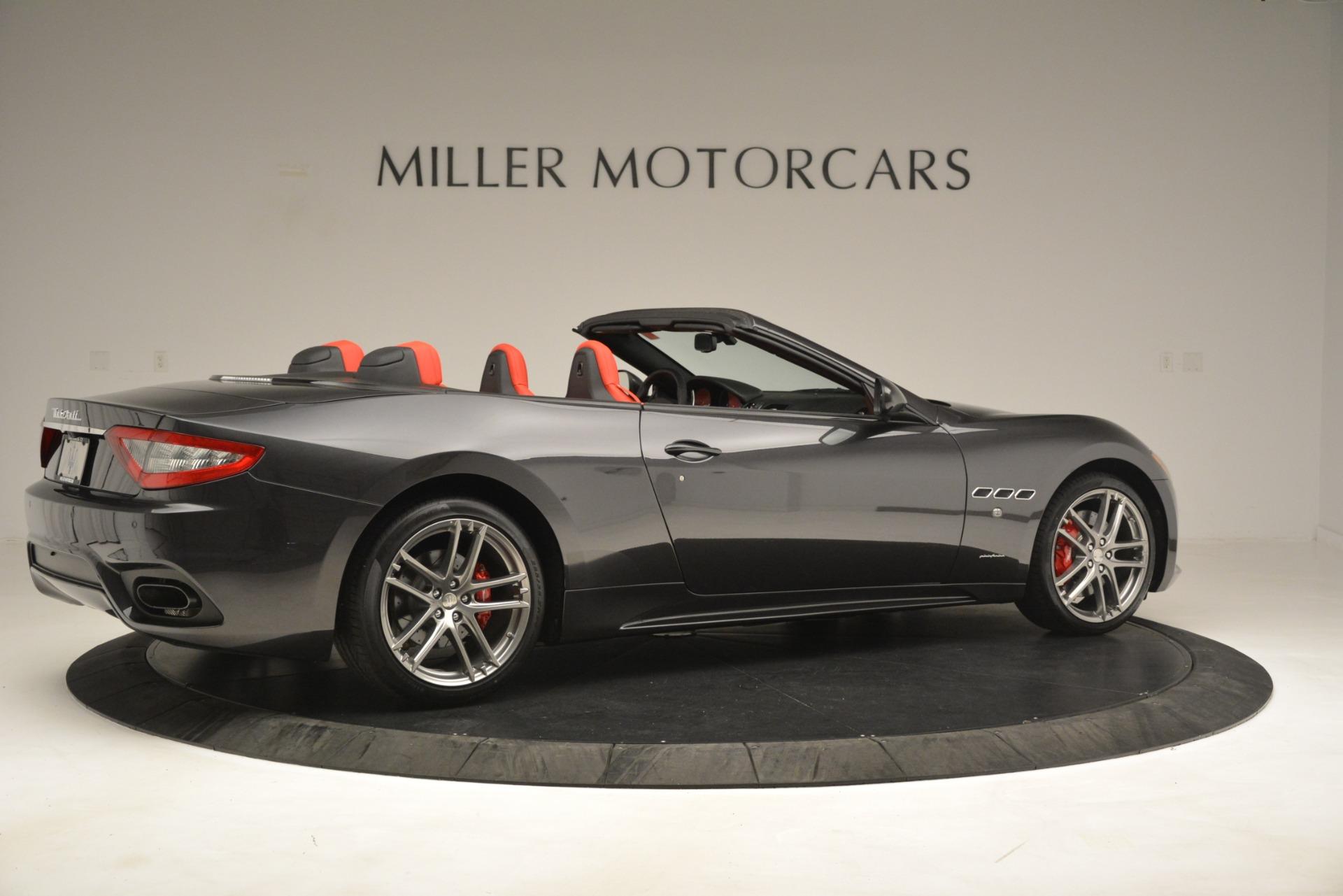 New 2018 Maserati GranTurismo Sport Convertible For Sale In Greenwich, CT. Alfa Romeo of Greenwich, M2294 3138_p15