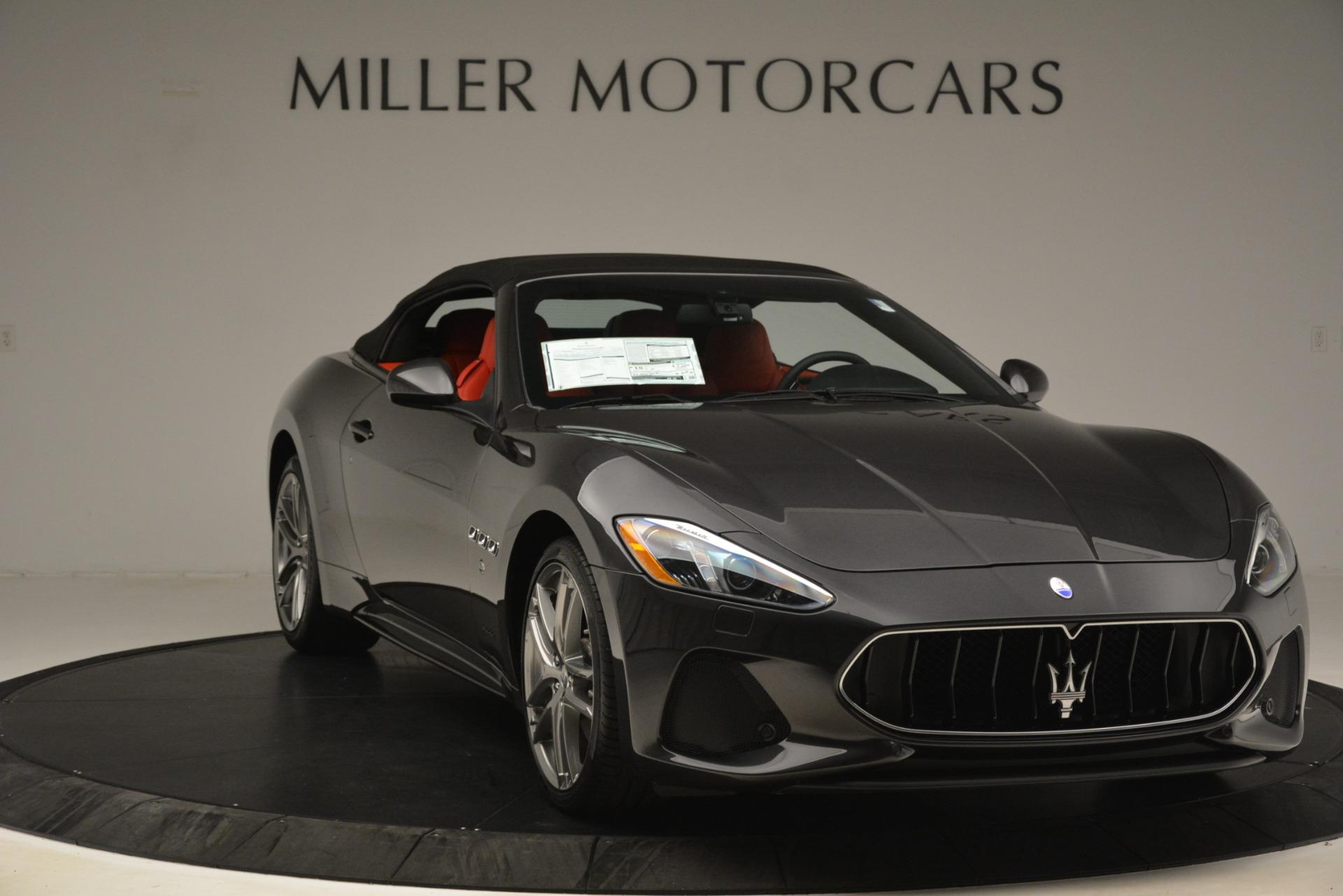 New 2018 Maserati GranTurismo Sport Convertible For Sale In Greenwich, CT. Alfa Romeo of Greenwich, M2294 3138_p22