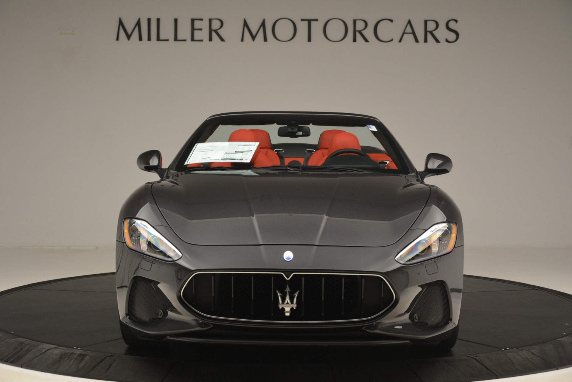 New 2018 Maserati GranTurismo Sport Convertible For Sale In Greenwich, CT. Alfa Romeo of Greenwich, M2294 3138_p23