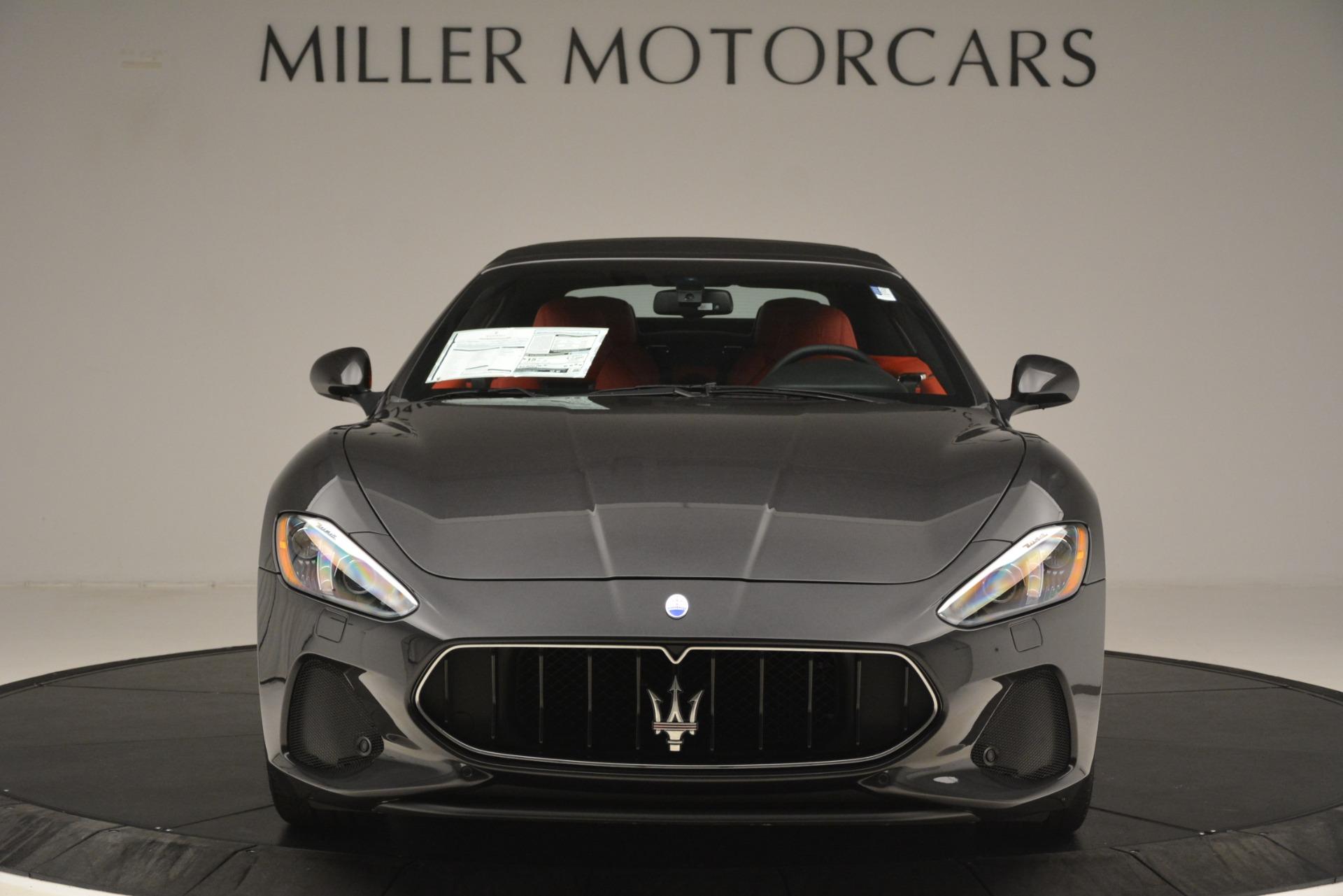 New 2018 Maserati GranTurismo Sport Convertible For Sale In Greenwich, CT. Alfa Romeo of Greenwich, M2294 3138_p24