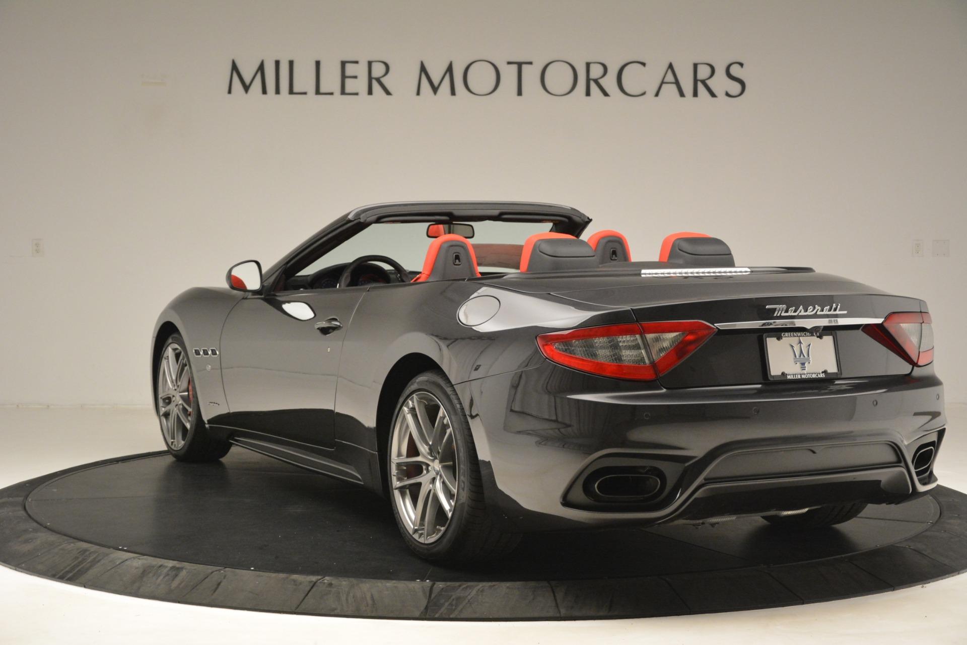 New 2018 Maserati GranTurismo Sport Convertible For Sale In Greenwich, CT. Alfa Romeo of Greenwich, M2294 3138_p9