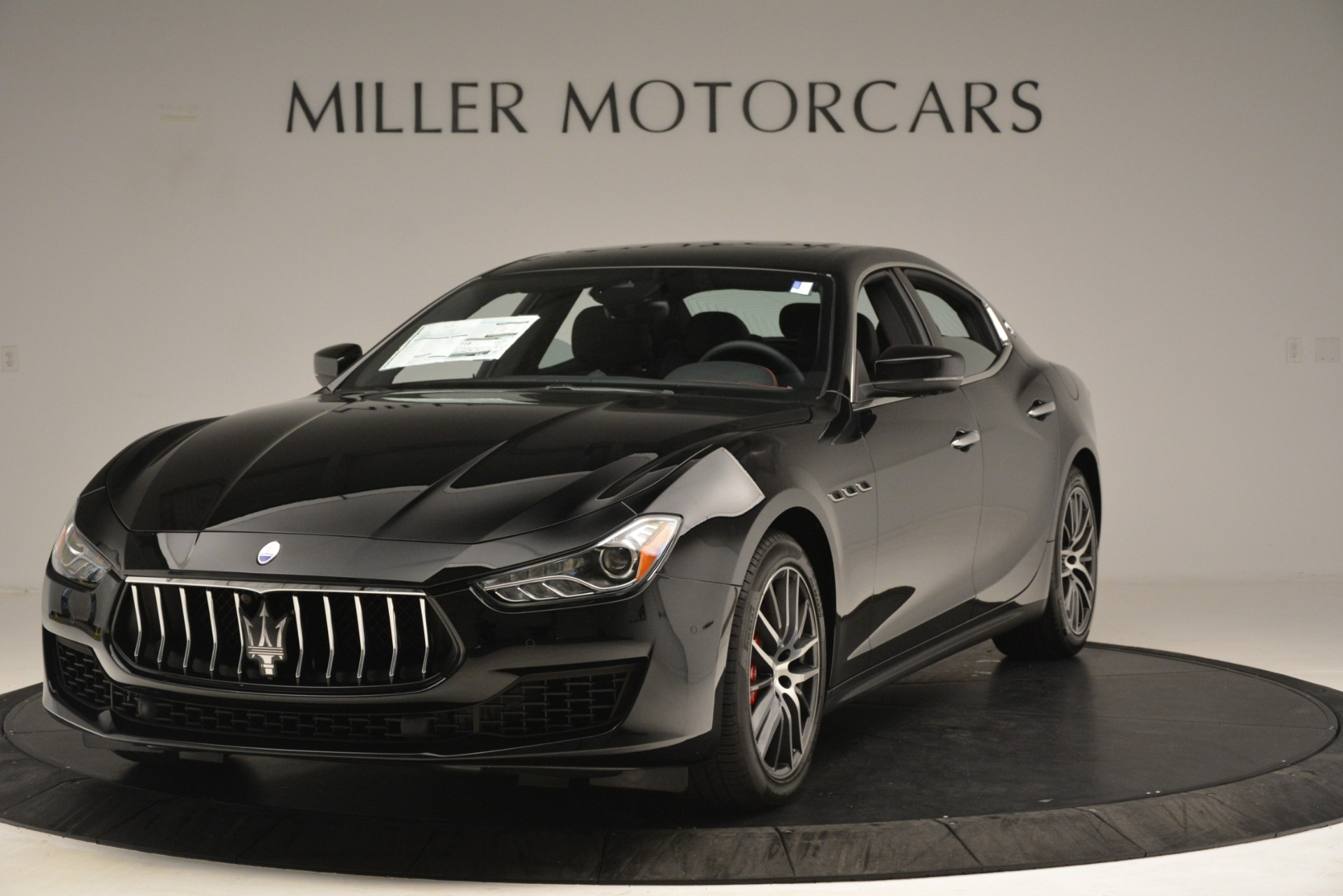 New 2019 Maserati Ghibli S Q4 For Sale In Greenwich, CT. Alfa Romeo of Greenwich, M2293