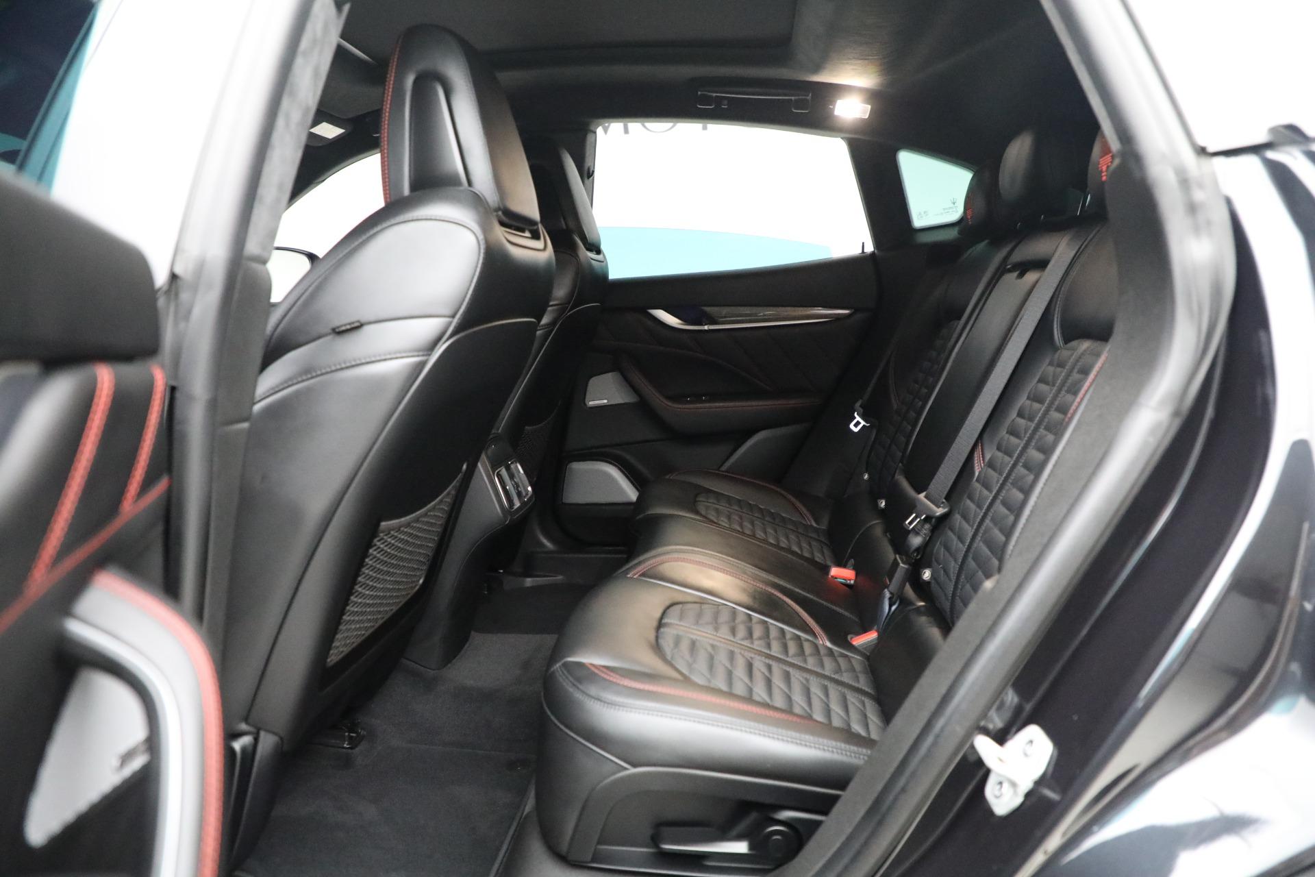 New 2019 Maserati Levante GTS For Sale In Greenwich, CT. Alfa Romeo of Greenwich, M2295 3140_p16