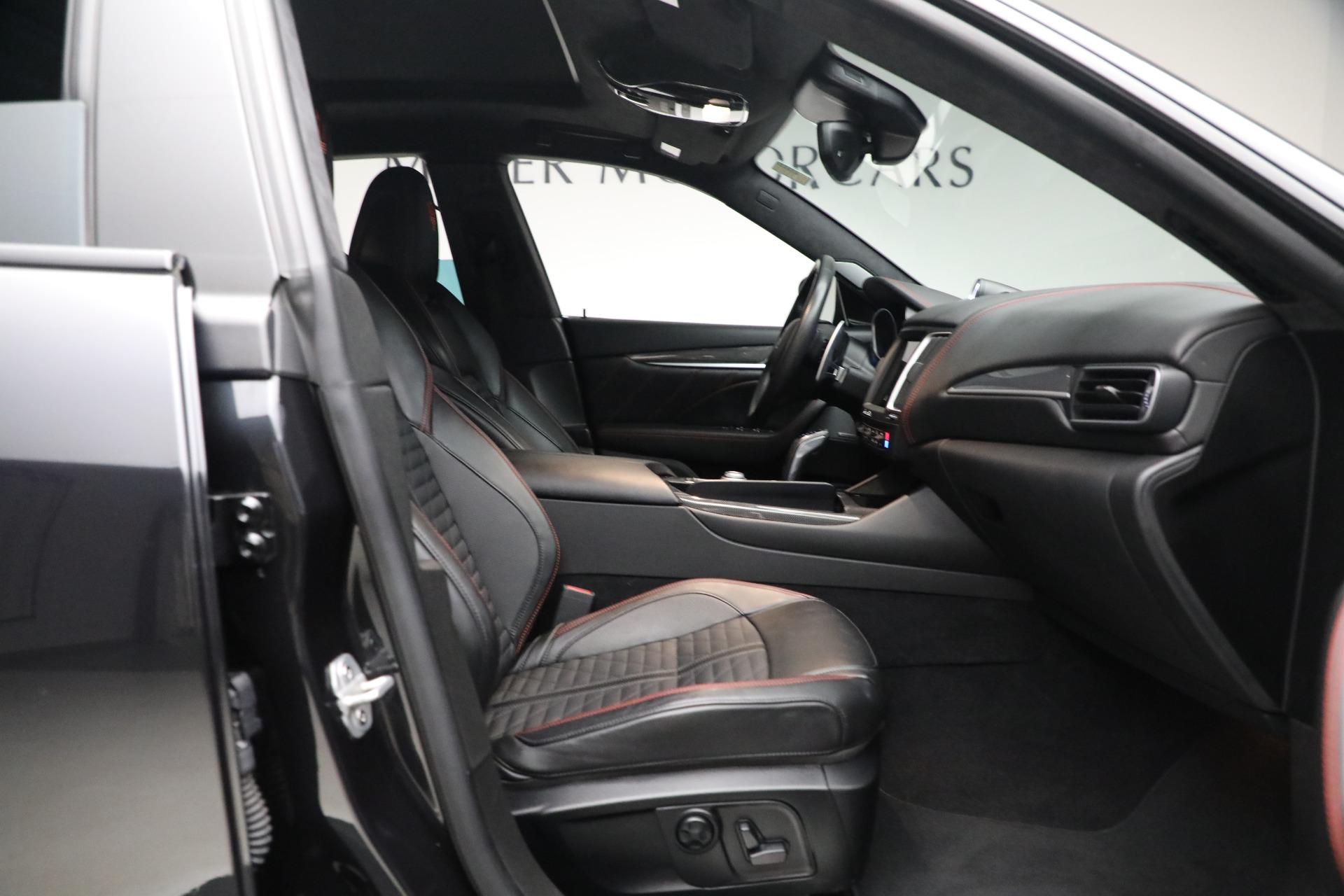 New 2019 Maserati Levante GTS For Sale In Greenwich, CT. Alfa Romeo of Greenwich, M2295 3140_p18