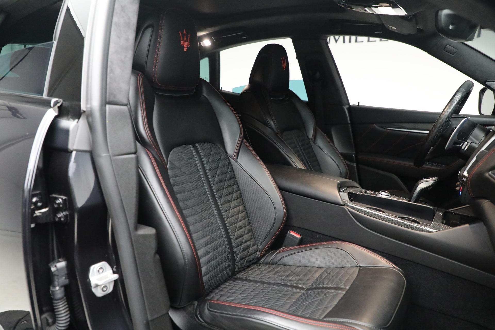 New 2019 Maserati Levante GTS For Sale In Greenwich, CT. Alfa Romeo of Greenwich, M2295 3140_p19