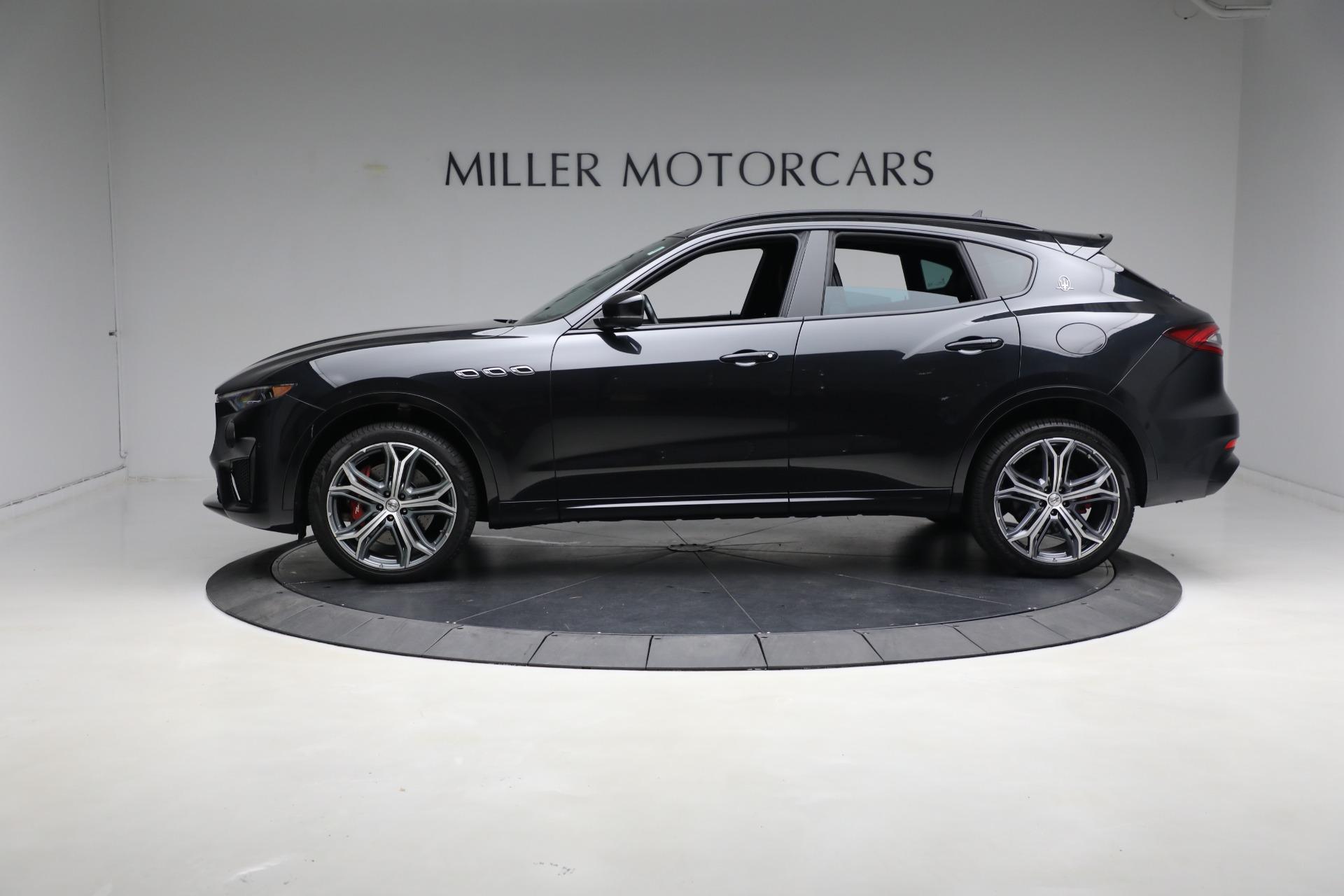 New 2019 Maserati Levante GTS For Sale In Greenwich, CT. Alfa Romeo of Greenwich, M2295 3140_p3
