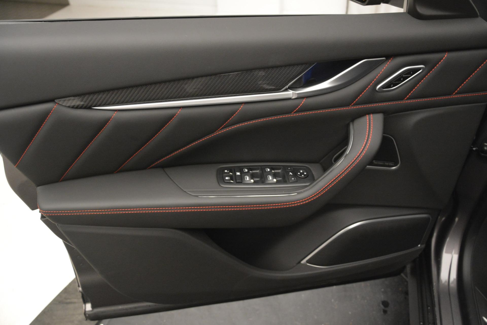 New 2019 Maserati Levante S Q4 GranSport For Sale In Greenwich, CT. Alfa Romeo of Greenwich, M2296 3141_p17