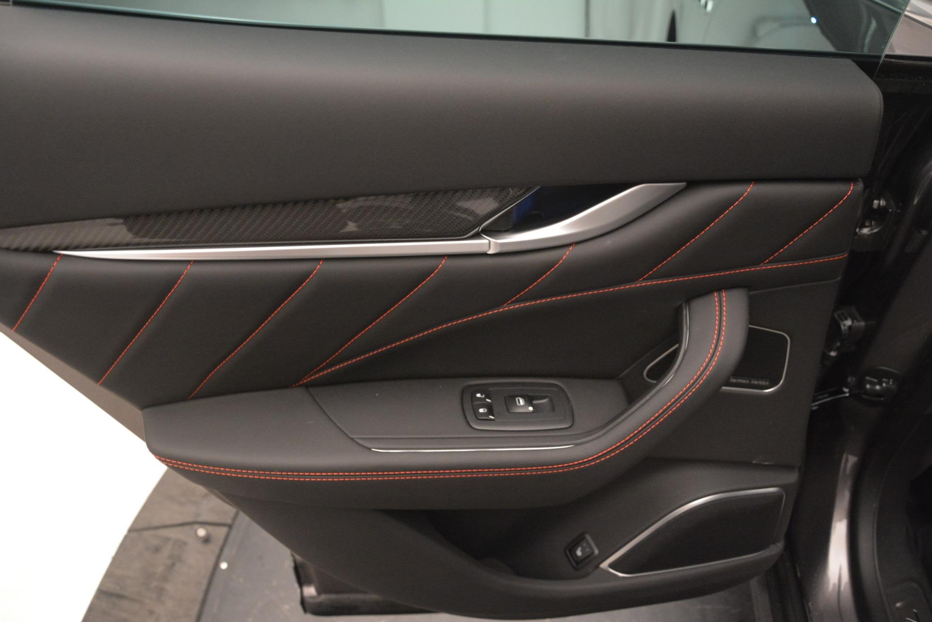 New 2019 Maserati Levante S Q4 GranSport For Sale In Greenwich, CT. Alfa Romeo of Greenwich, M2296 3141_p21