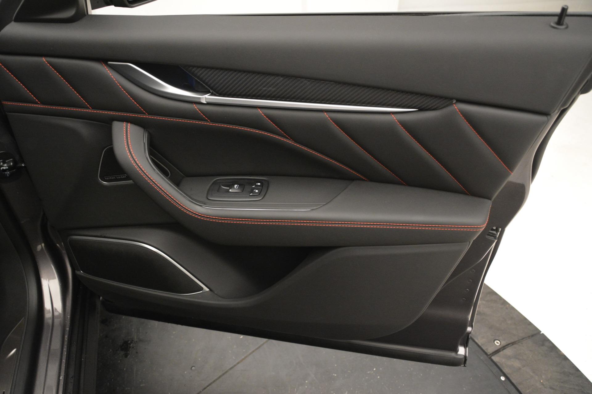 New 2019 Maserati Levante S Q4 GranSport For Sale In Greenwich, CT. Alfa Romeo of Greenwich, M2296 3141_p25