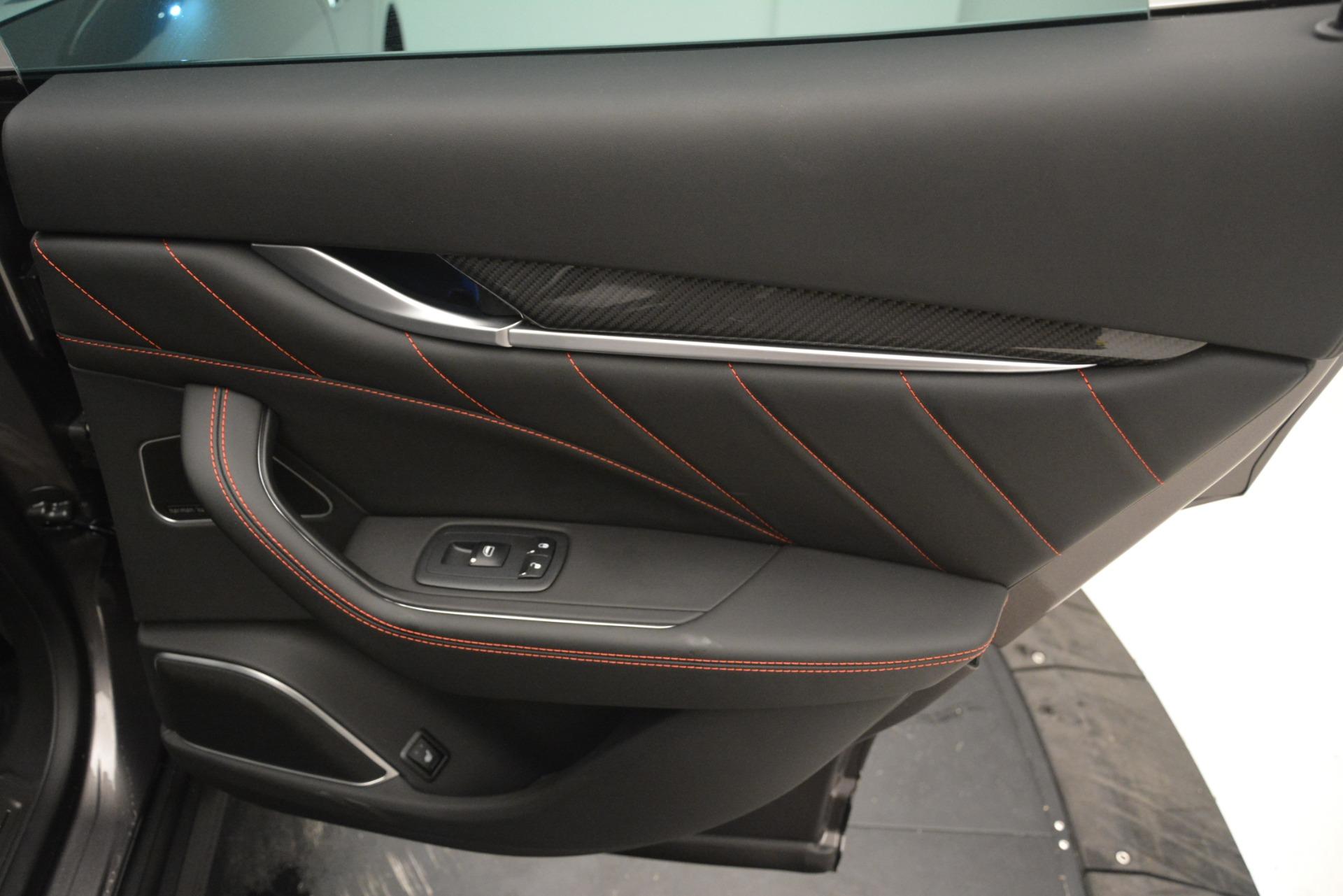 New 2019 Maserati Levante S Q4 GranSport For Sale In Greenwich, CT. Alfa Romeo of Greenwich, M2296 3141_p29