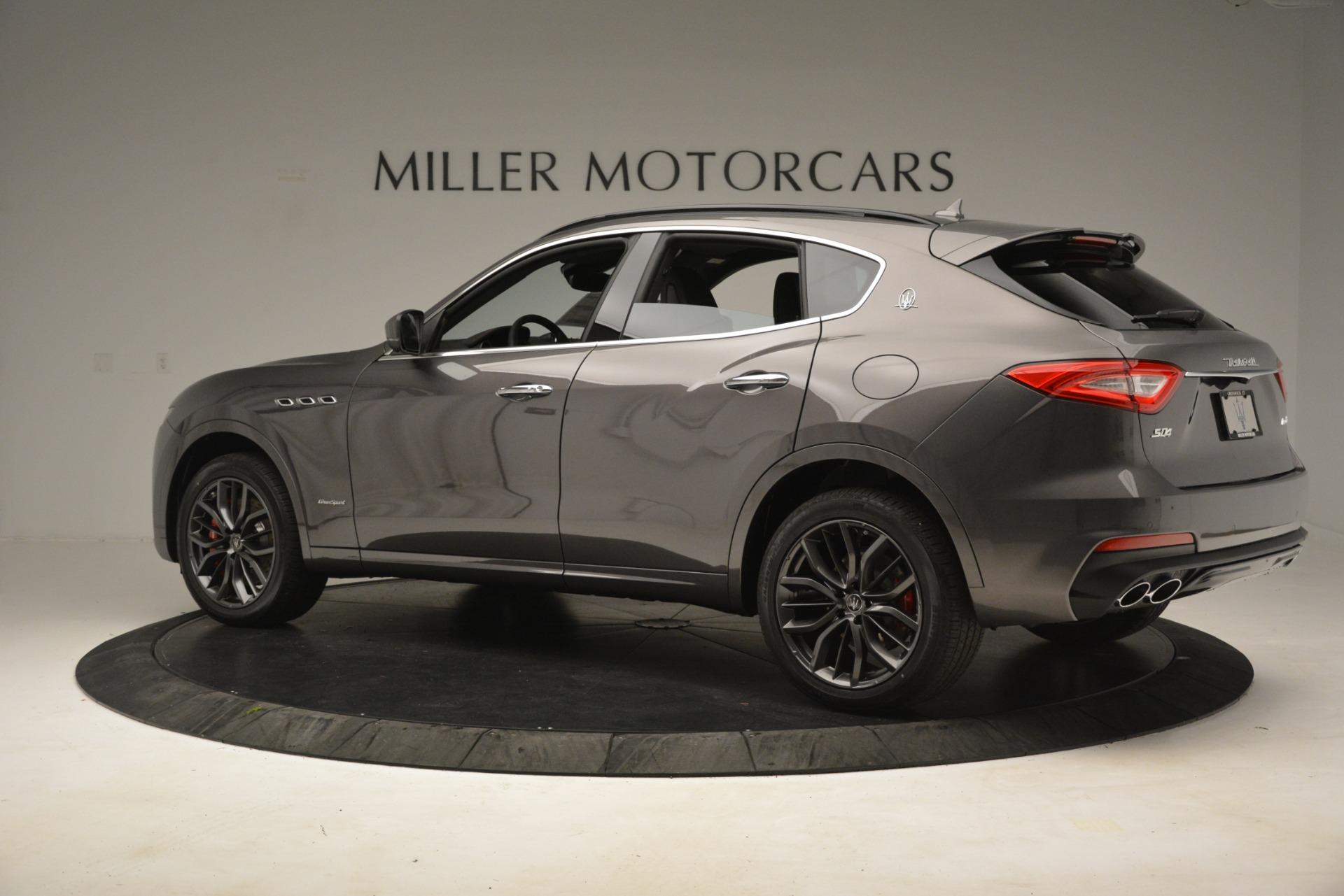 New 2019 Maserati Levante S Q4 GranSport For Sale In Greenwich, CT. Alfa Romeo of Greenwich, M2302 3142_p4