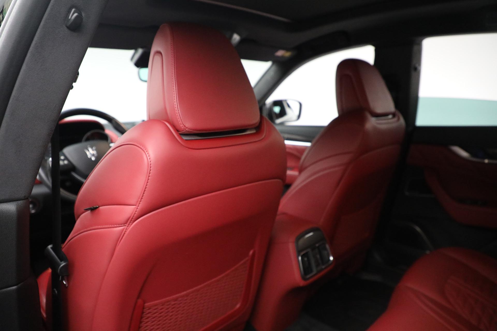 New 2019 Maserati Levante S Q4 GranSport For Sale In Greenwich, CT. Alfa Romeo of Greenwich, M2297 3143_p20
