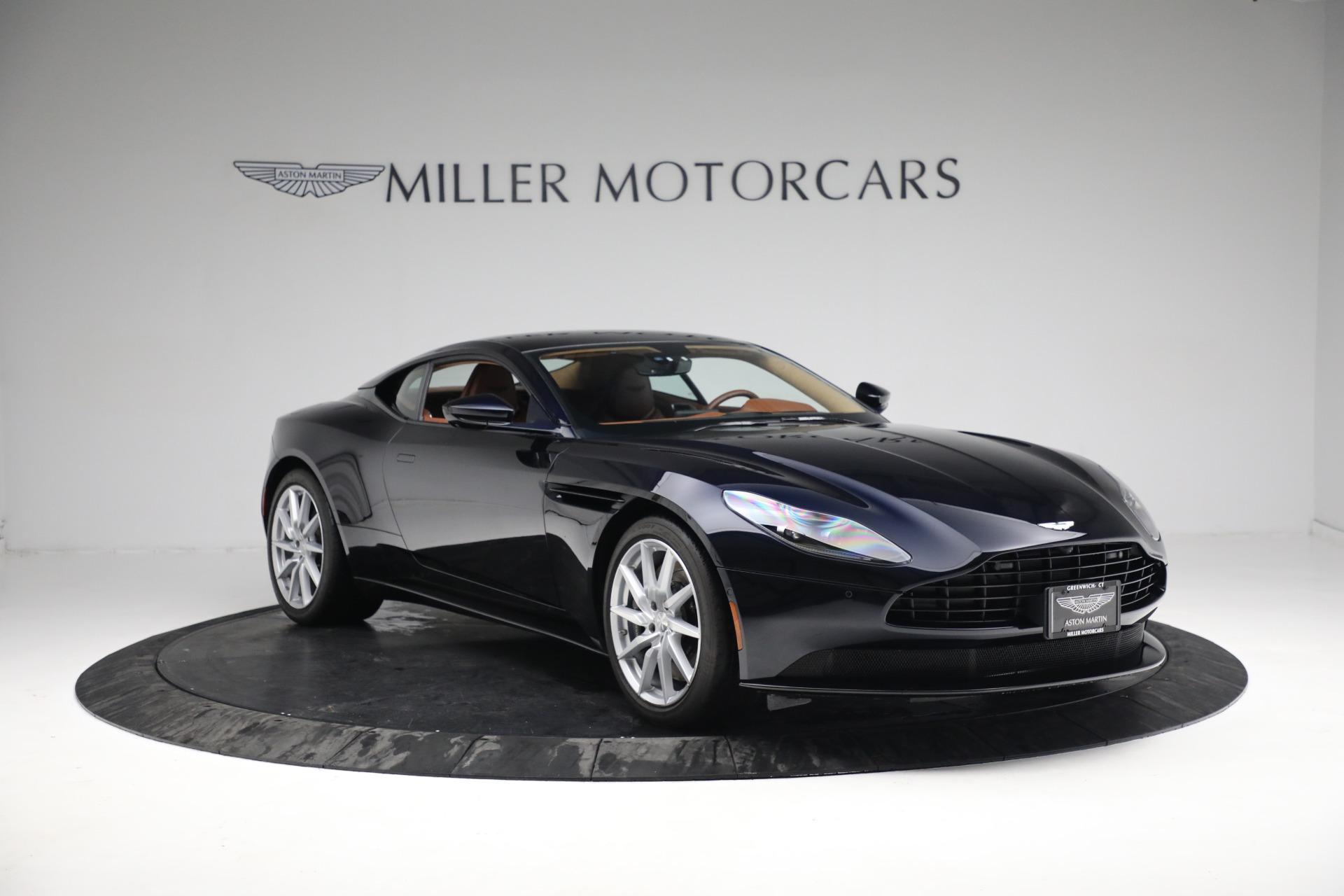 New 2019 Aston Martin DB11 V8 Coupe For Sale In Greenwich, CT. Alfa Romeo of Greenwich, A1367 3145_p11