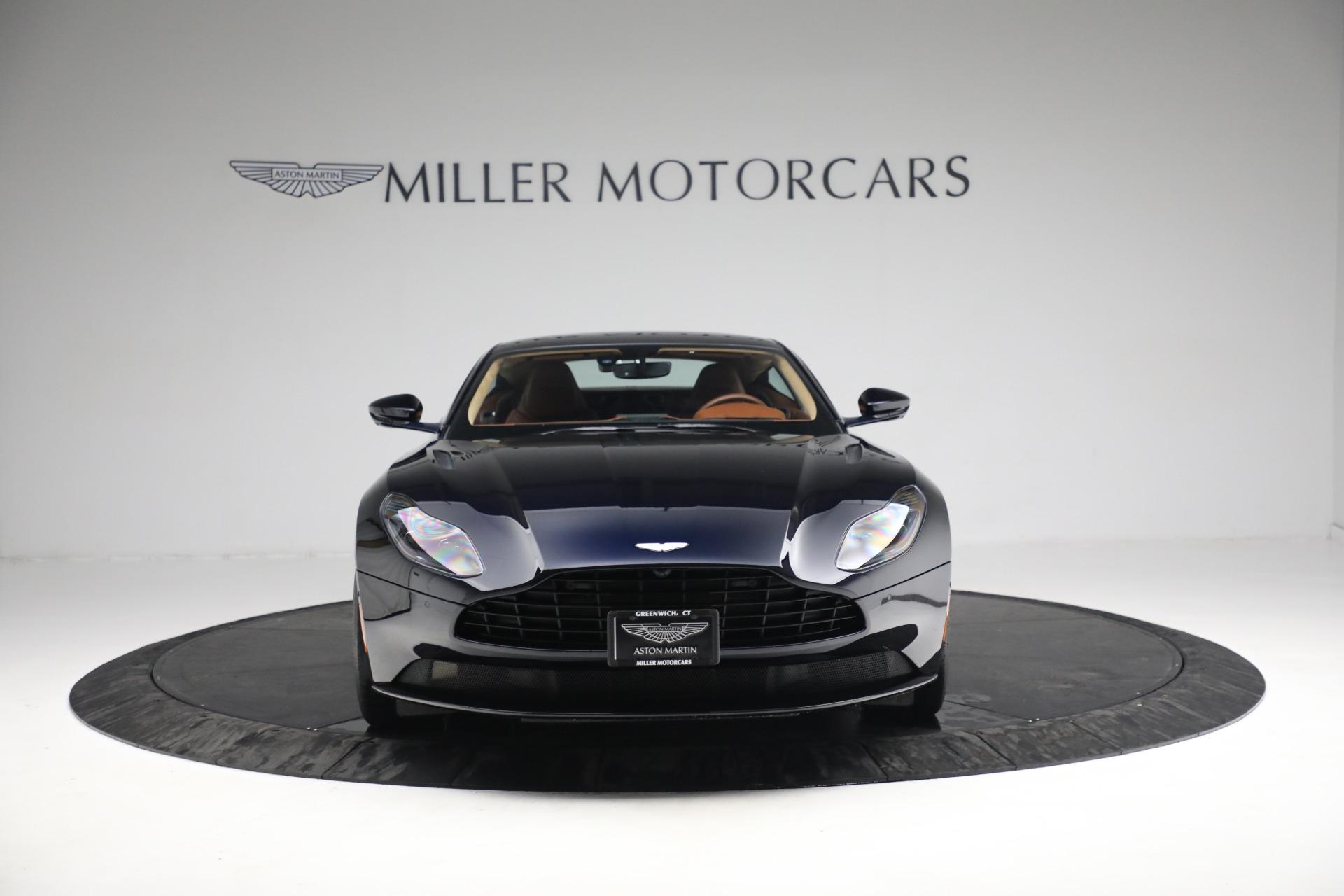 New 2019 Aston Martin DB11 V8 Coupe For Sale In Greenwich, CT. Alfa Romeo of Greenwich, A1367 3145_p12