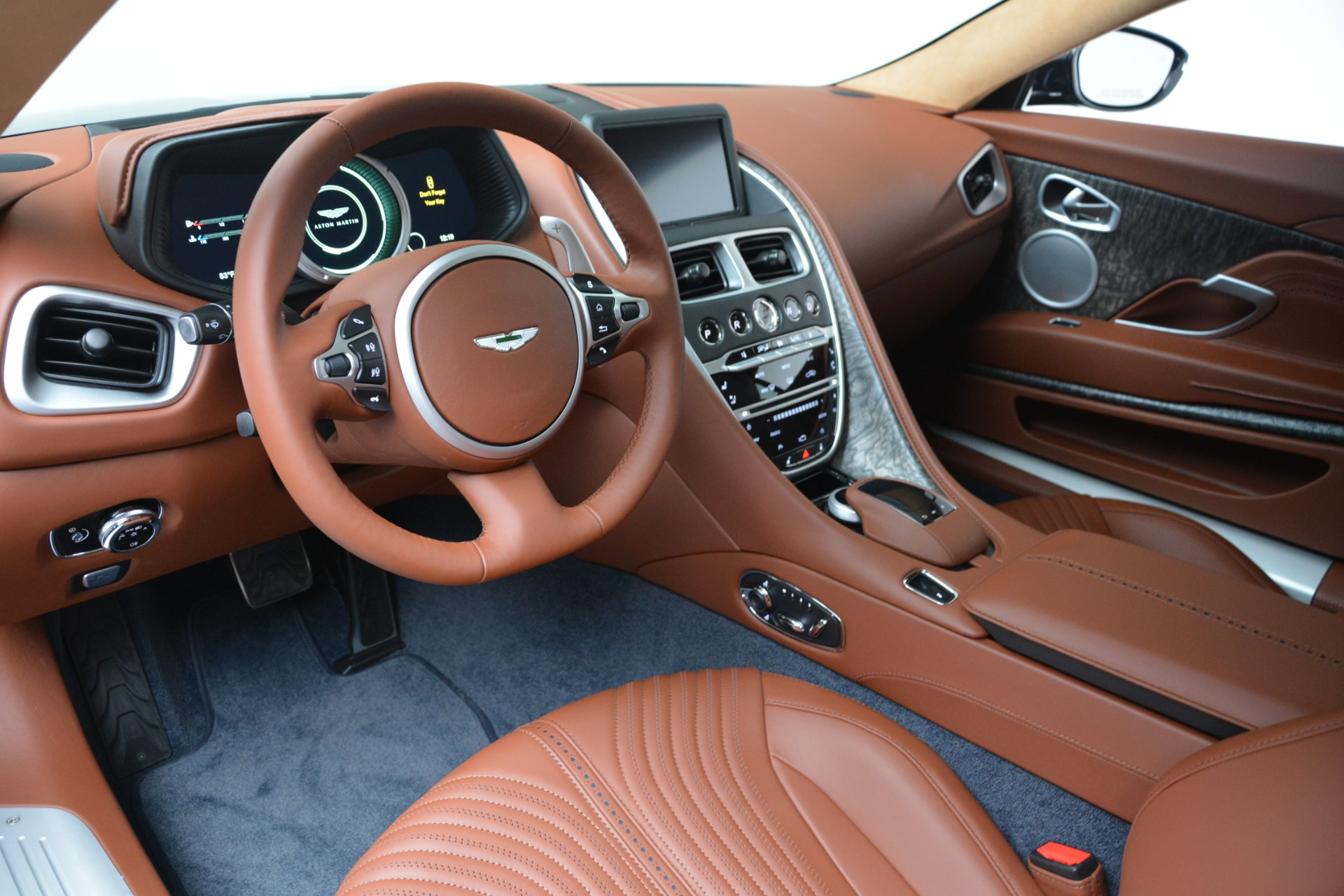 New 2019 Aston Martin DB11 V8 For Sale In Greenwich, CT. Alfa Romeo of Greenwich, A1367 3145_p14