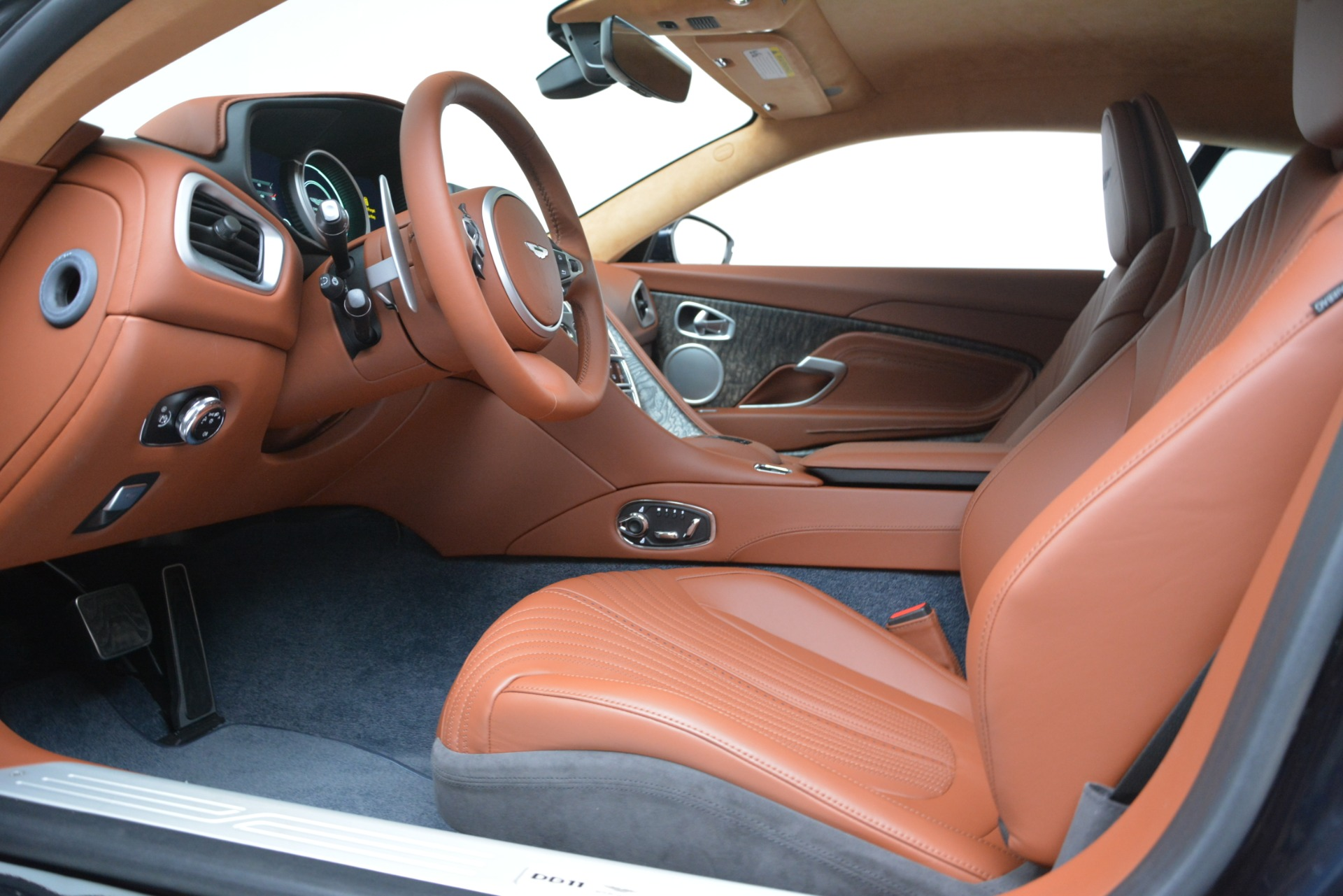New 2019 Aston Martin DB11 V8 For Sale In Greenwich, CT. Alfa Romeo of Greenwich, A1367 3145_p15