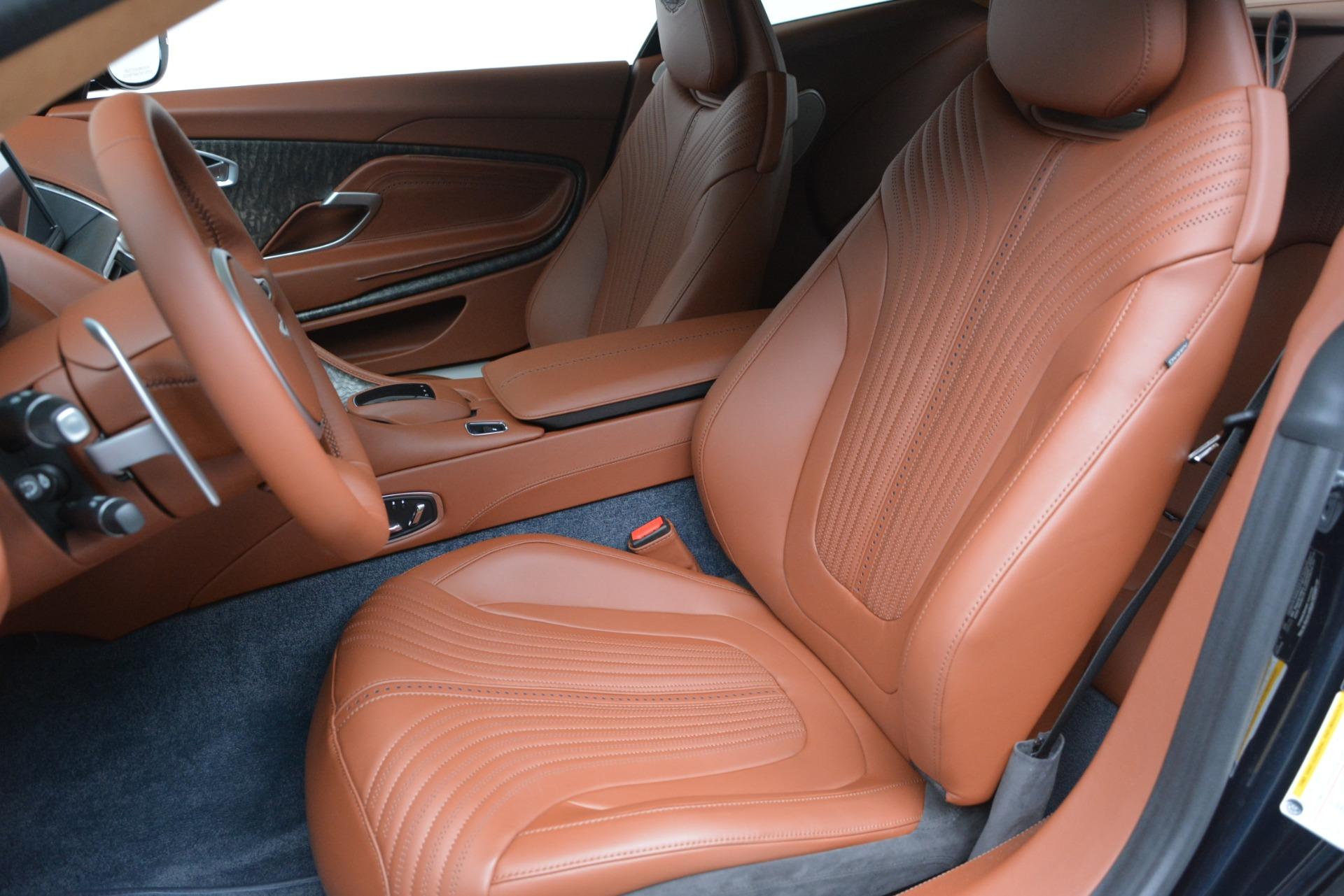 New 2019 Aston Martin DB11 V8 Coupe For Sale In Greenwich, CT. Alfa Romeo of Greenwich, A1367 3145_p16