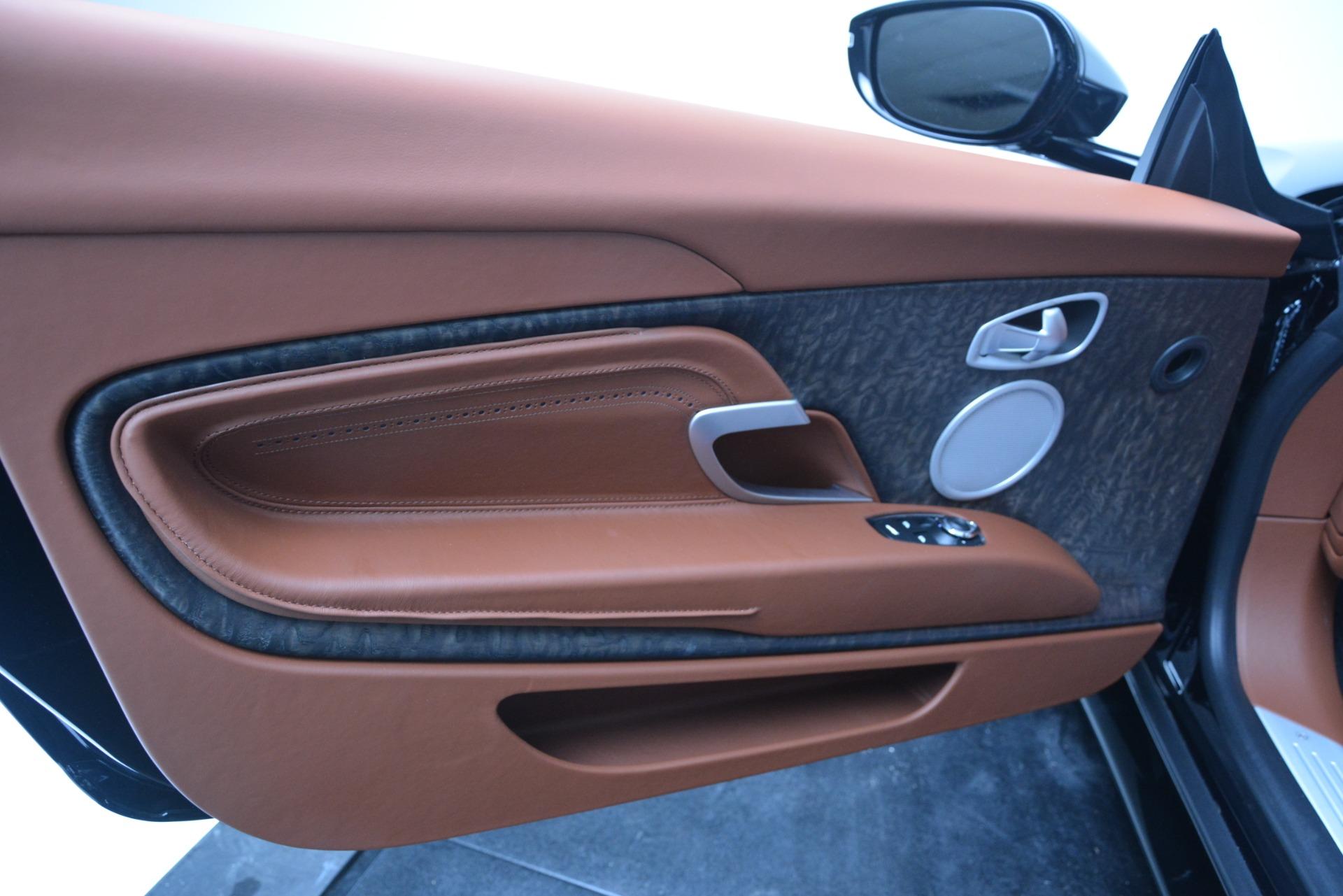 New 2019 Aston Martin DB11 V8 Coupe For Sale In Greenwich, CT. Alfa Romeo of Greenwich, A1367 3145_p18