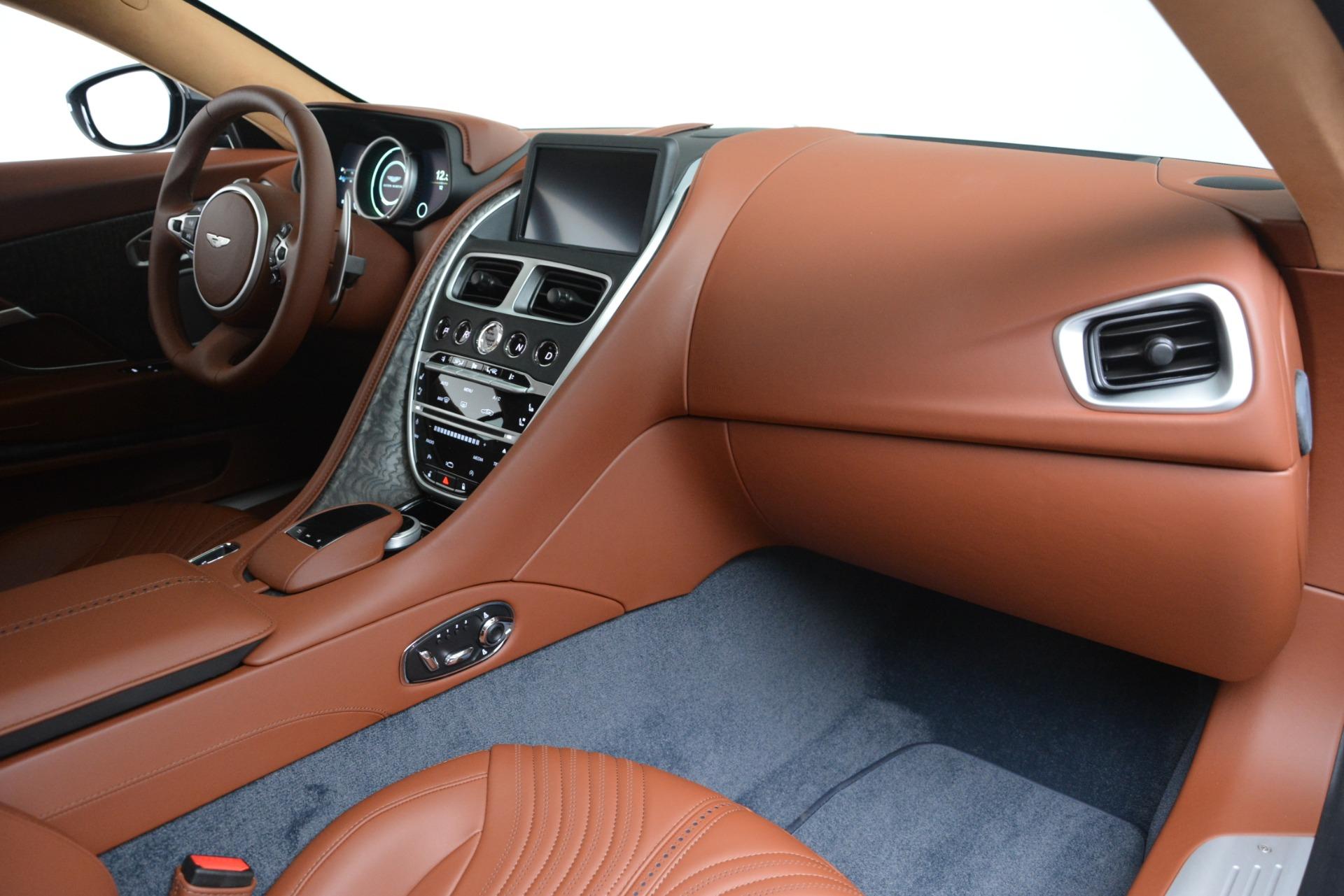 New 2019 Aston Martin DB11 V8 Coupe For Sale In Greenwich, CT. Alfa Romeo of Greenwich, A1367 3145_p19