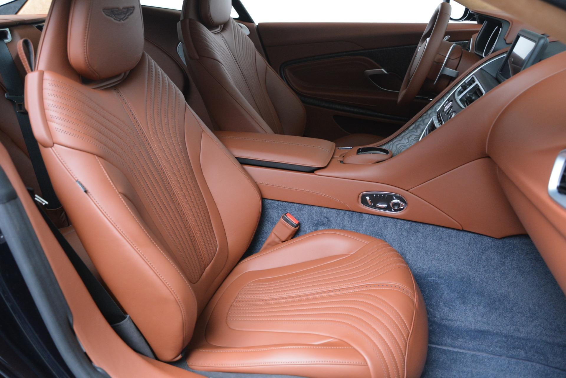 New 2019 Aston Martin DB11 V8 Coupe For Sale In Greenwich, CT. Alfa Romeo of Greenwich, A1367 3145_p21