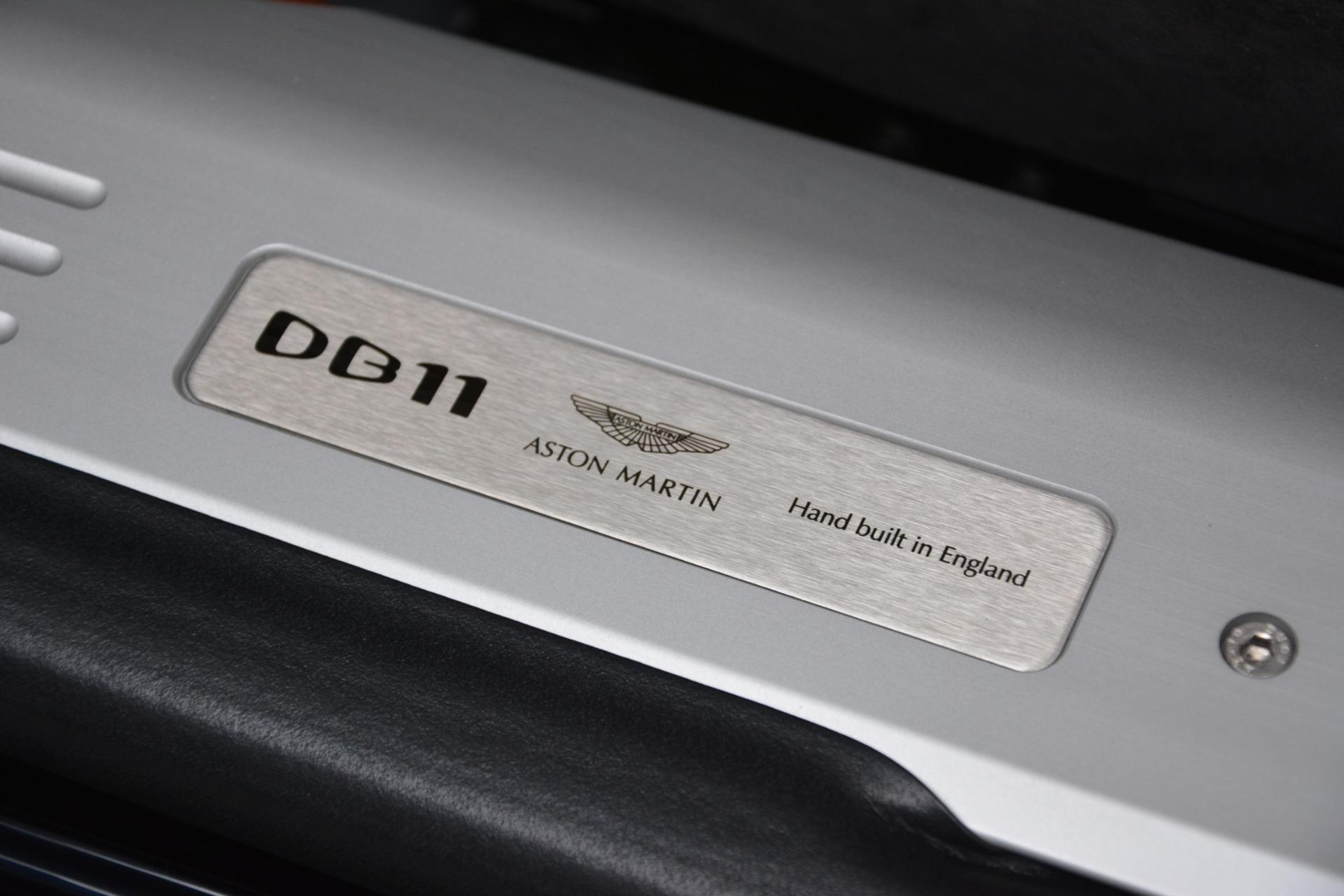 New 2019 Aston Martin DB11 V8 Coupe For Sale In Greenwich, CT. Alfa Romeo of Greenwich, A1367 3145_p23