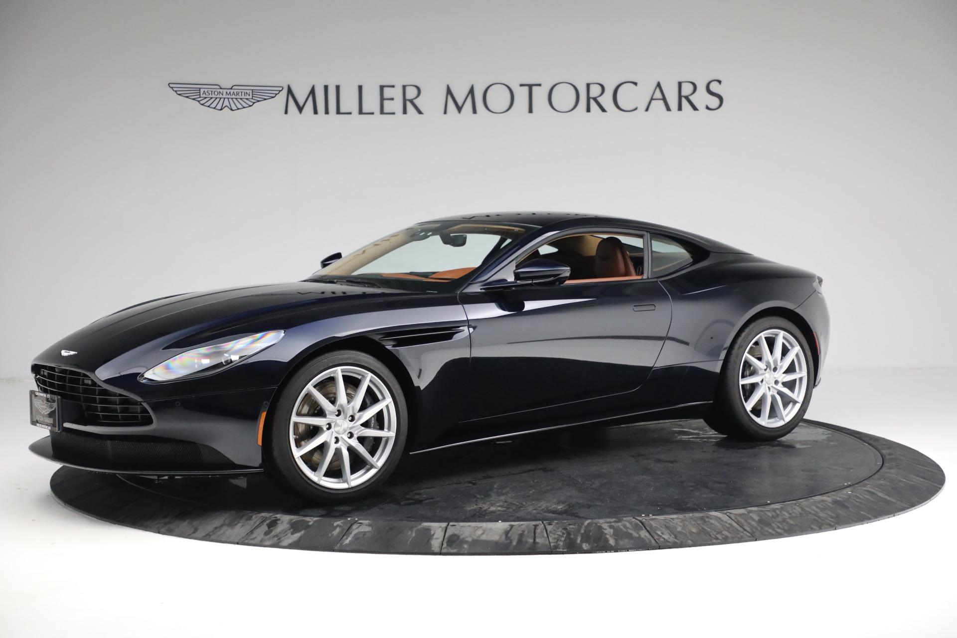 New 2019 Aston Martin DB11 V8 Coupe For Sale In Greenwich, CT. Alfa Romeo of Greenwich, A1367 3145_p2
