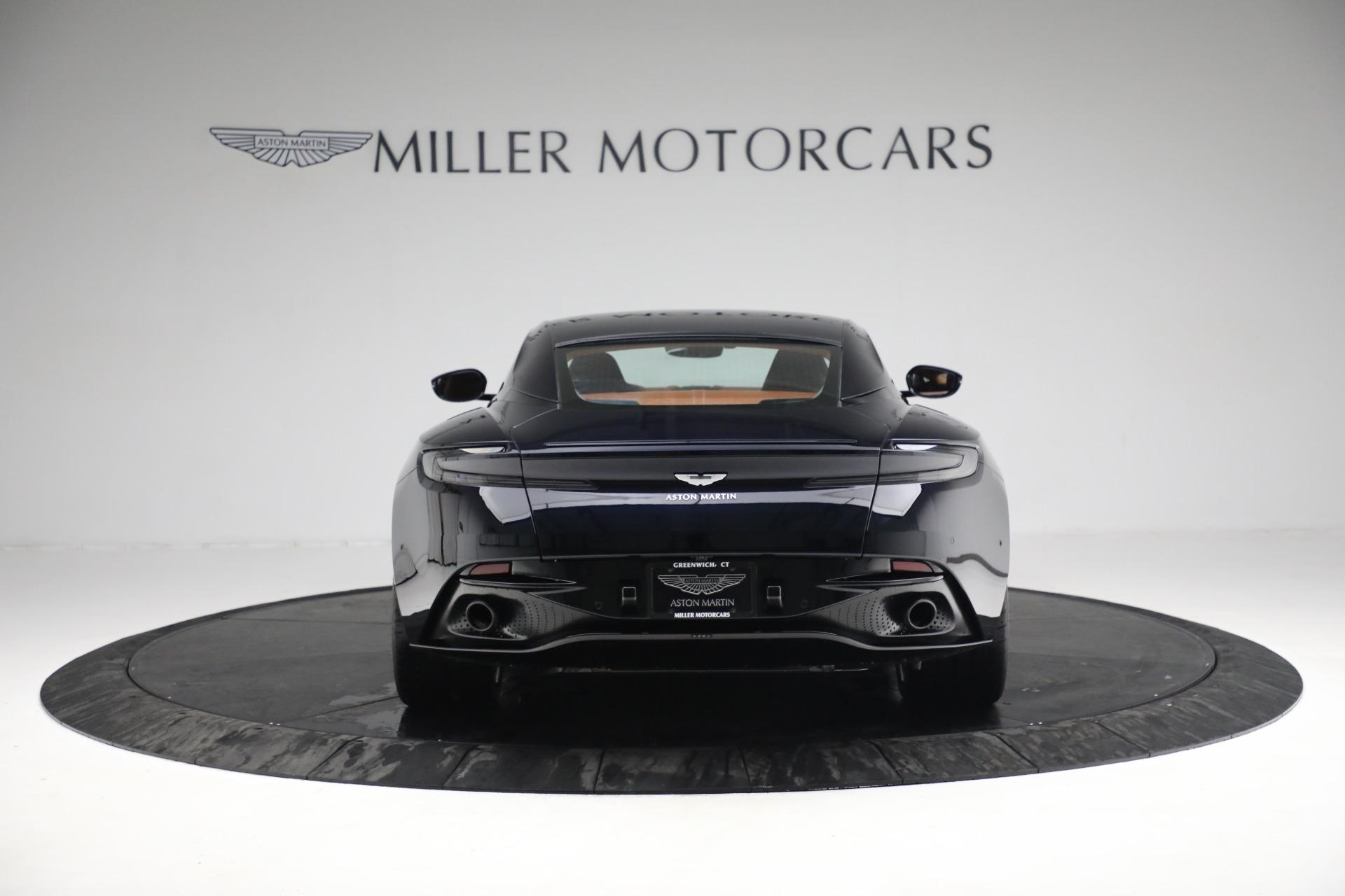 New 2019 Aston Martin DB11 V8 Coupe For Sale In Greenwich, CT. Alfa Romeo of Greenwich, A1367 3145_p6