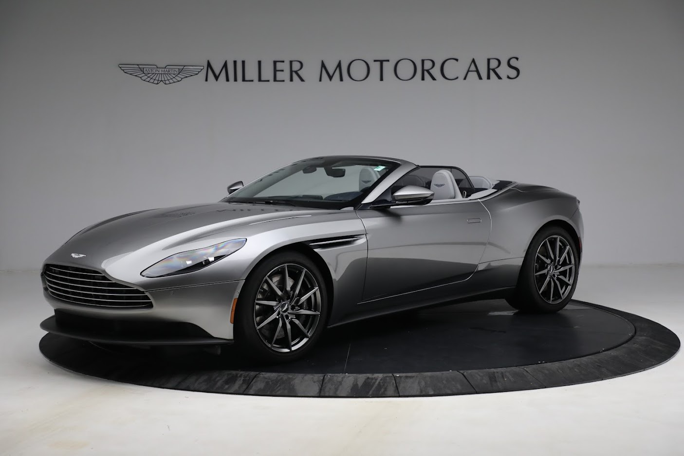 New 2019 Aston Martin DB11 V8 Convertible For Sale In Greenwich, CT. Alfa Romeo of Greenwich, A1361 3147_main