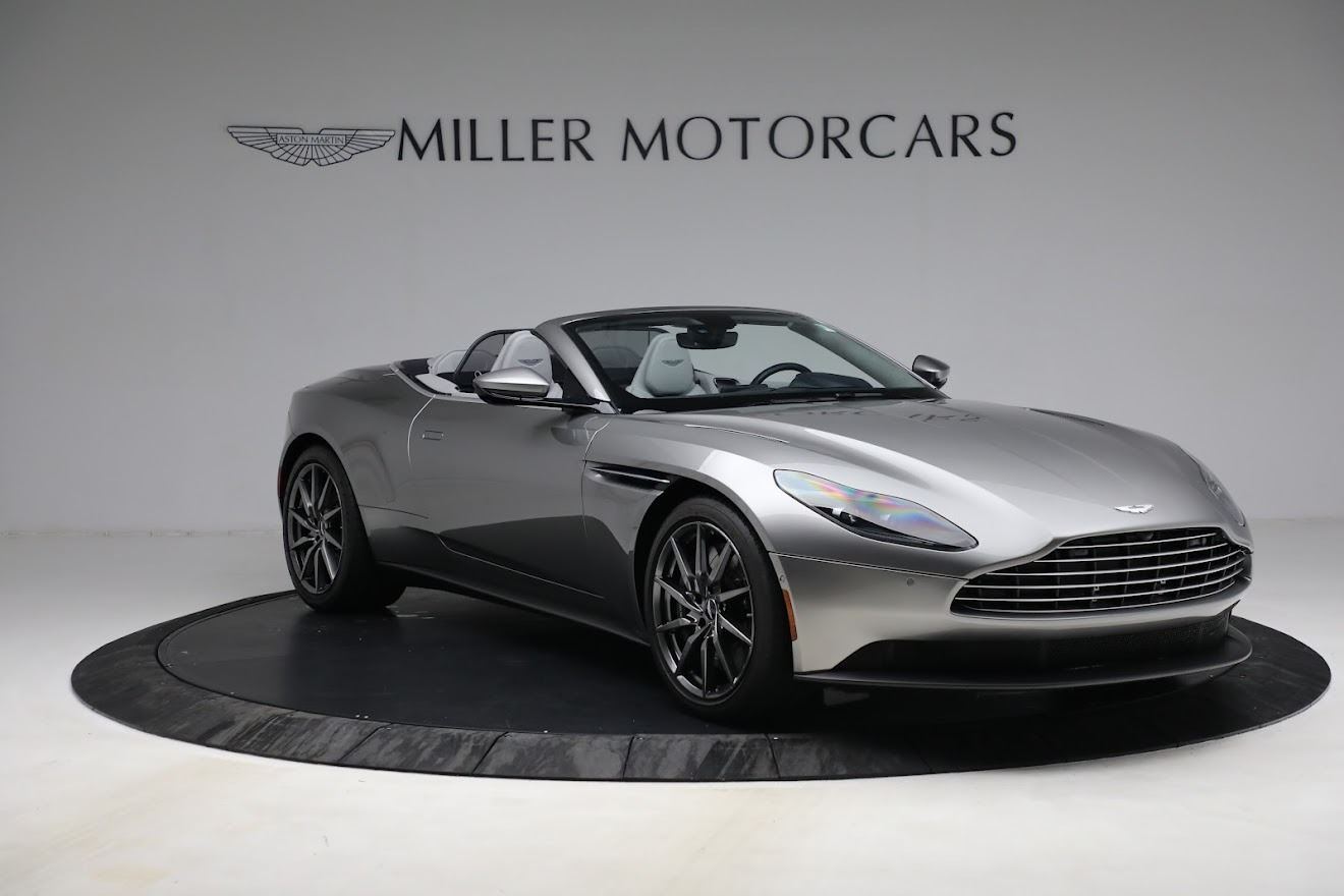 New 2019 Aston Martin DB11 V8 Convertible For Sale In Greenwich, CT. Alfa Romeo of Greenwich, A1361 3147_p11